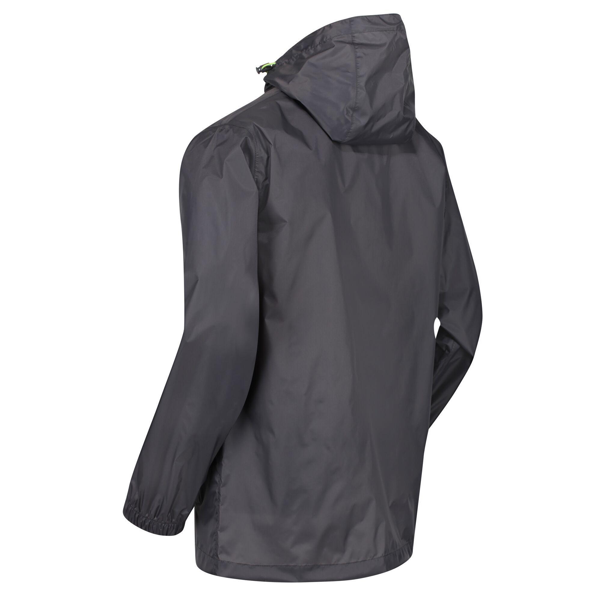 Regatta Mens Pack It III Waterproof Jacket