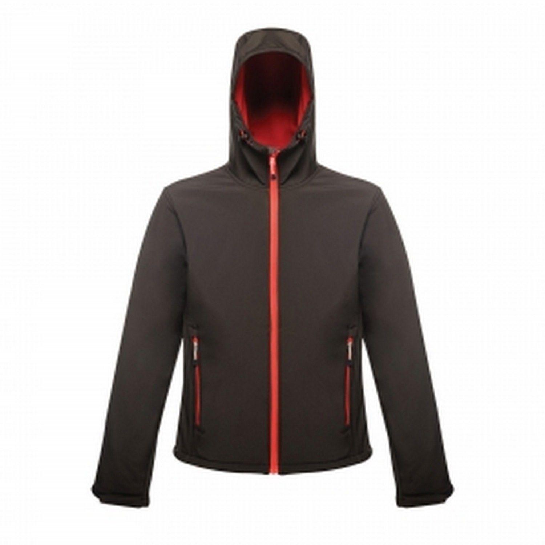 Regatta Mens Arley II Hooded Softshell Jacket