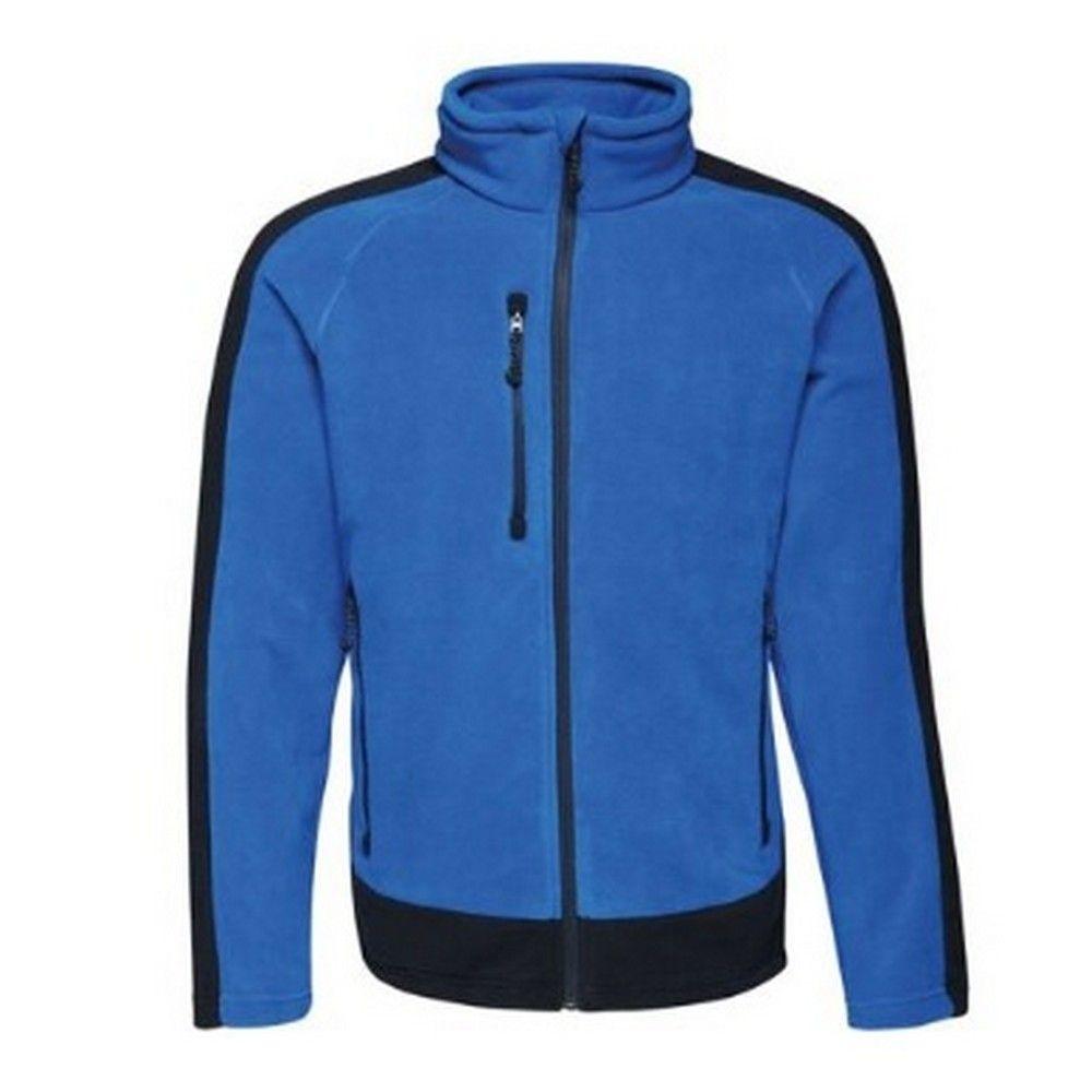 Regatta Mens Contrast Fleece Jacket