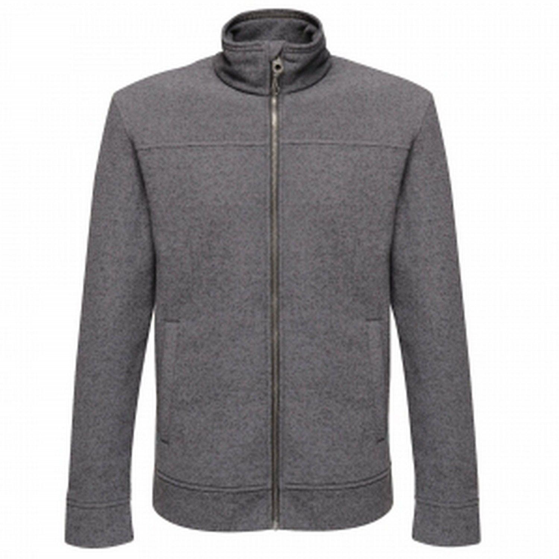 Regatta Mens Parkline Full Zip Fleece Jacket
