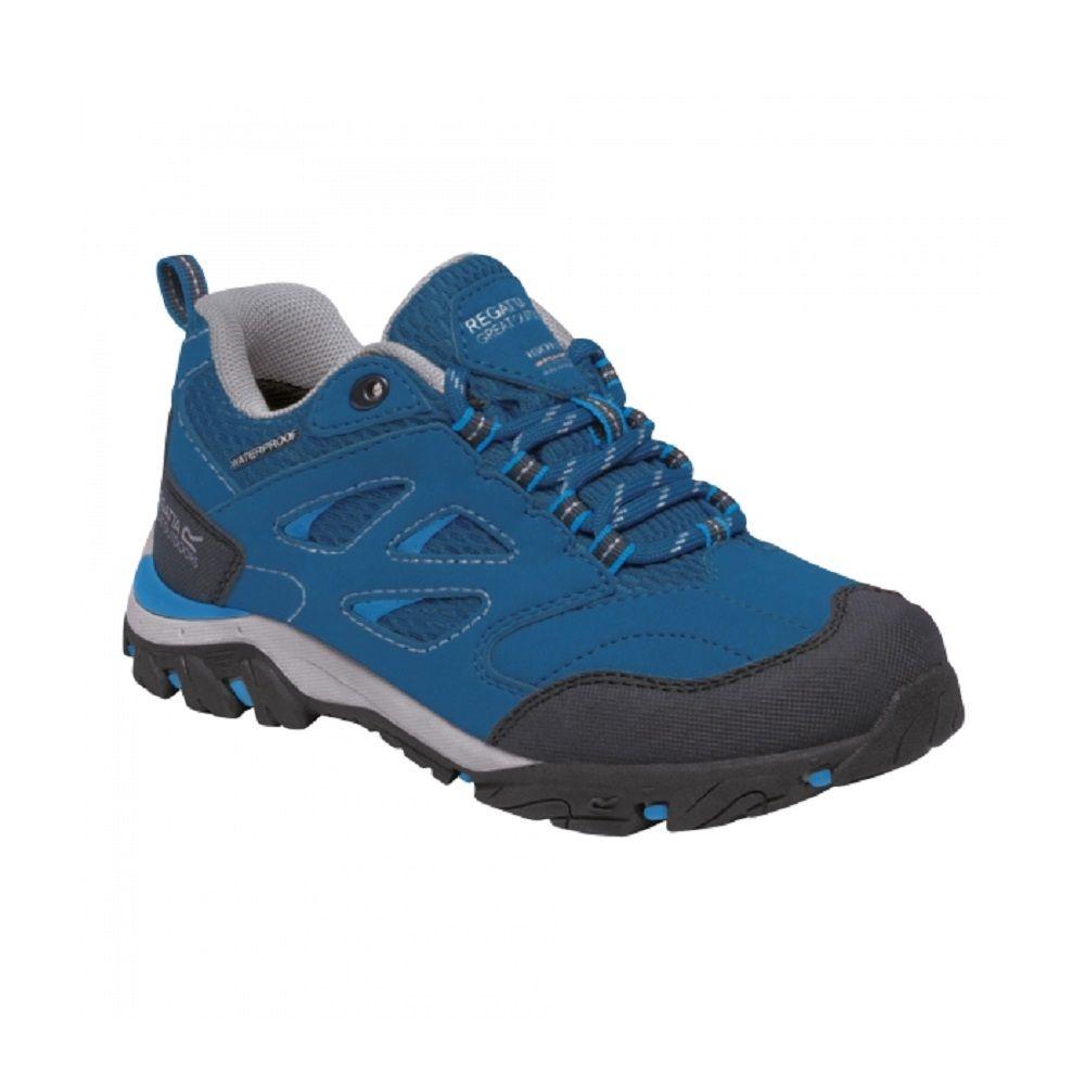Regatta Childrens/Kids Holcombe Low Junior Hiking Boots