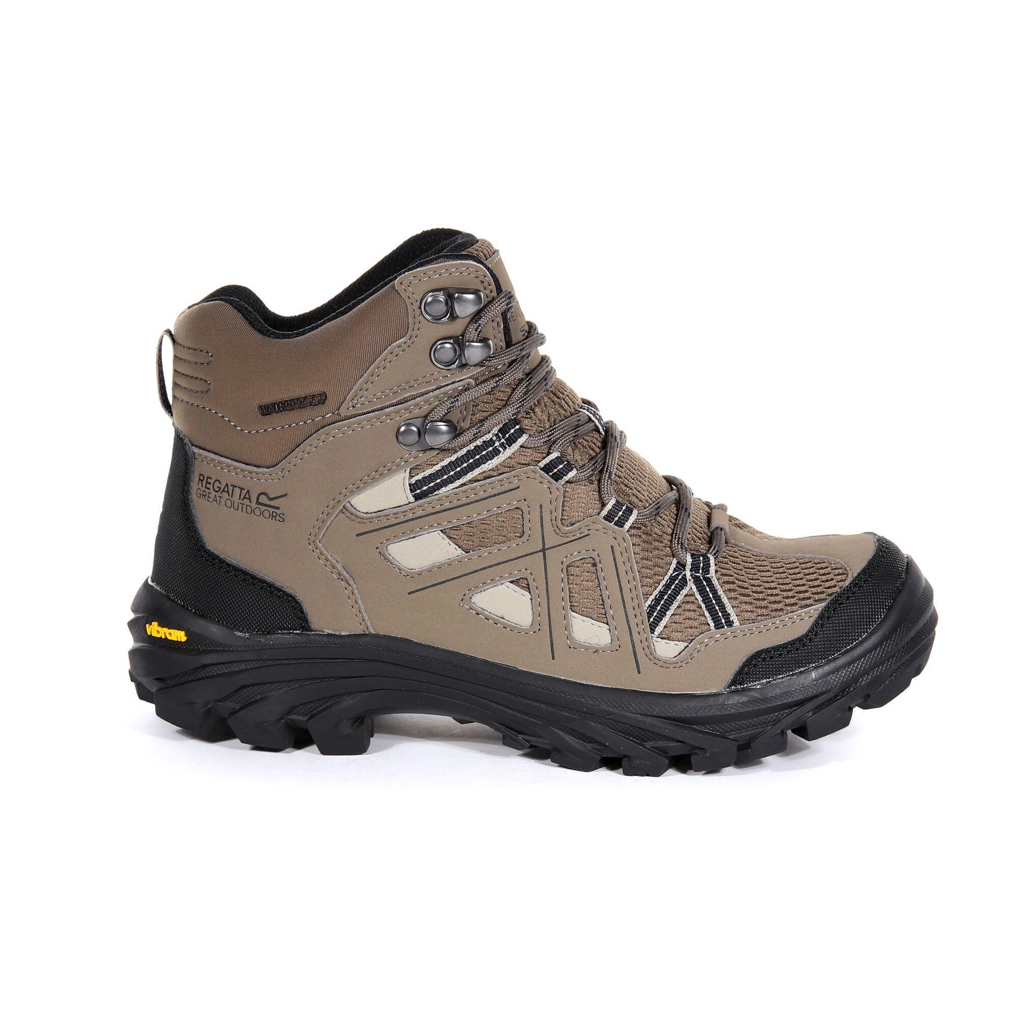 Regatta Womens/Ladies Burrell II Hiking Boots