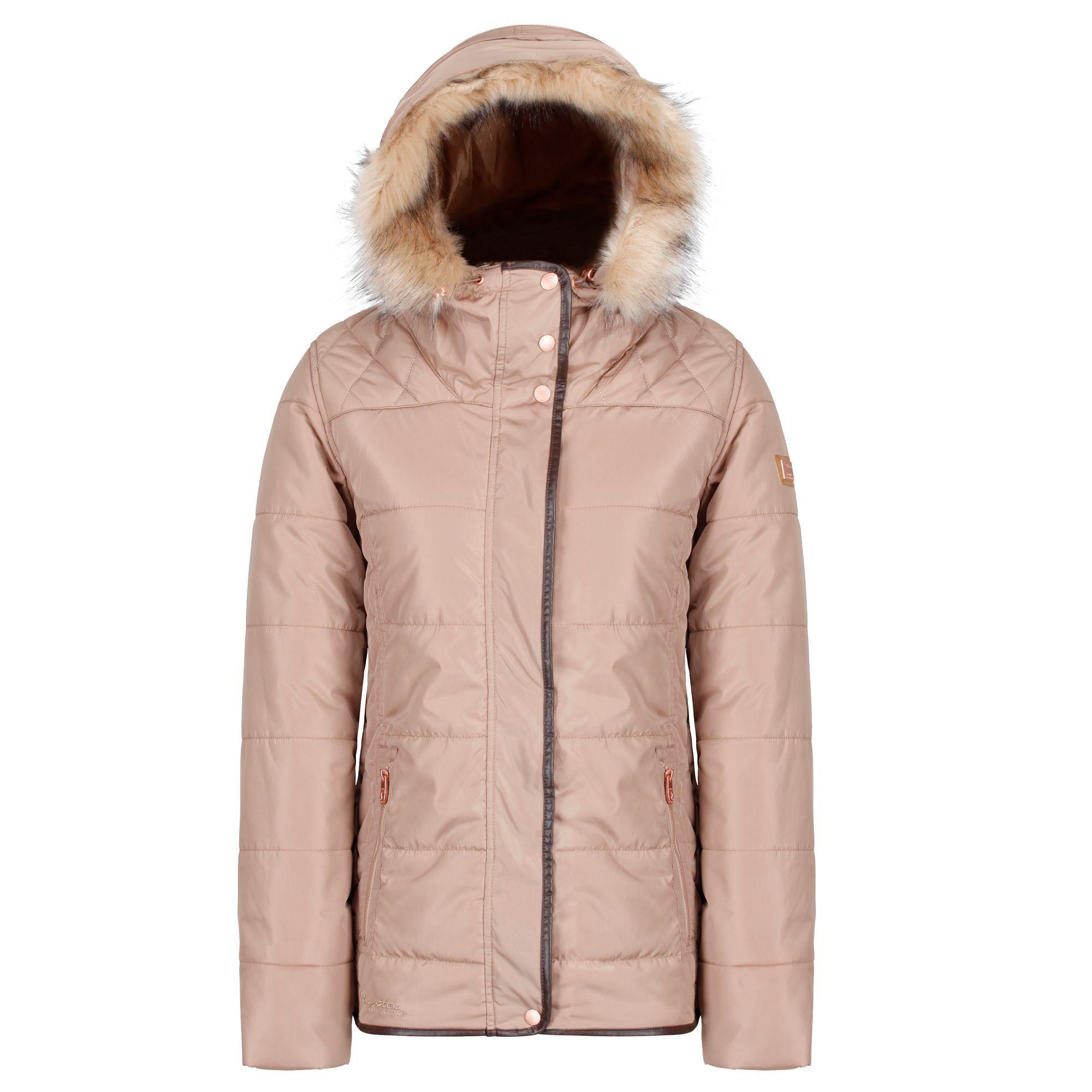 Regatta Womens/Ladies Winika Hooded Jacket