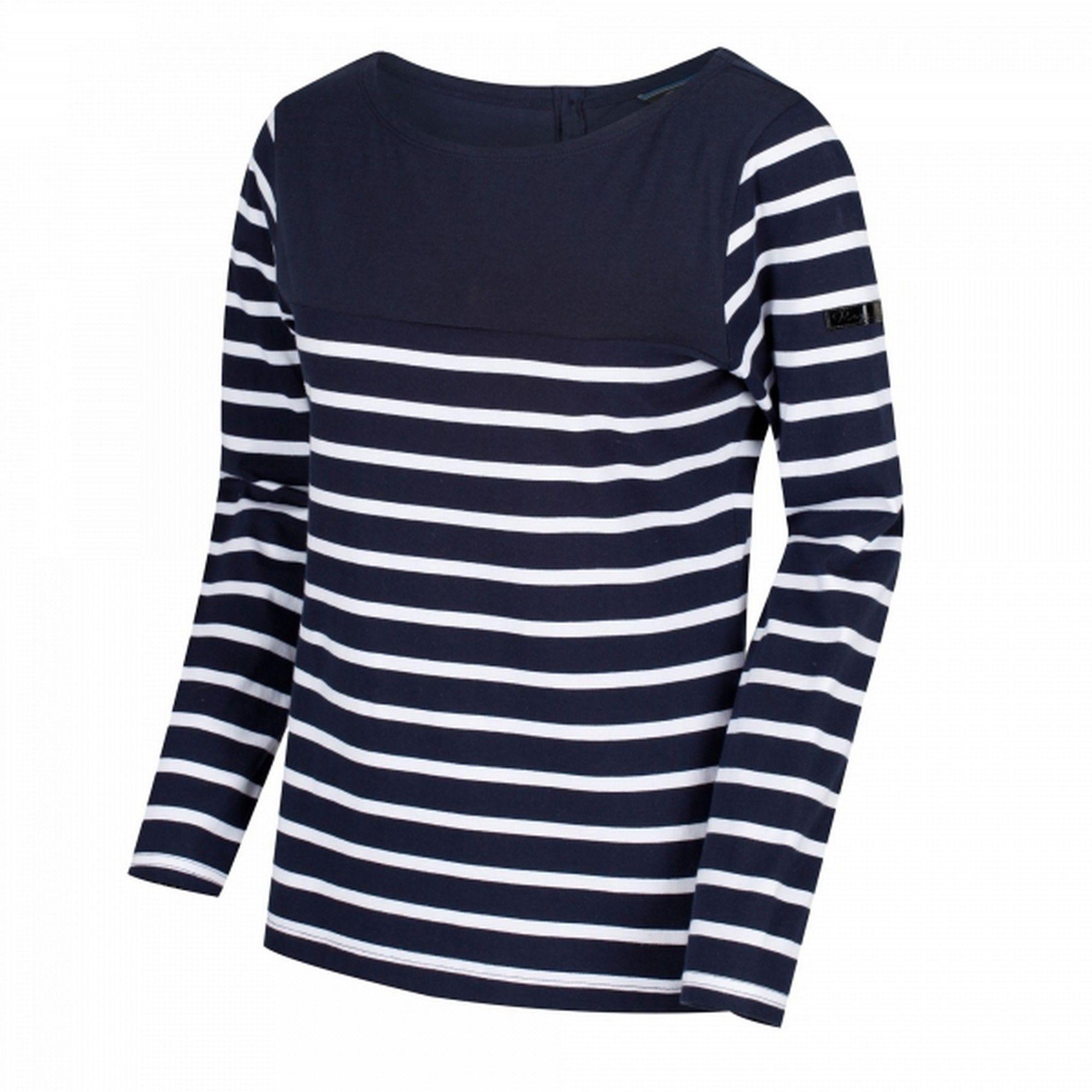 Regatta Womens/Ladies Faizah Long Sleeved T-Shirt
