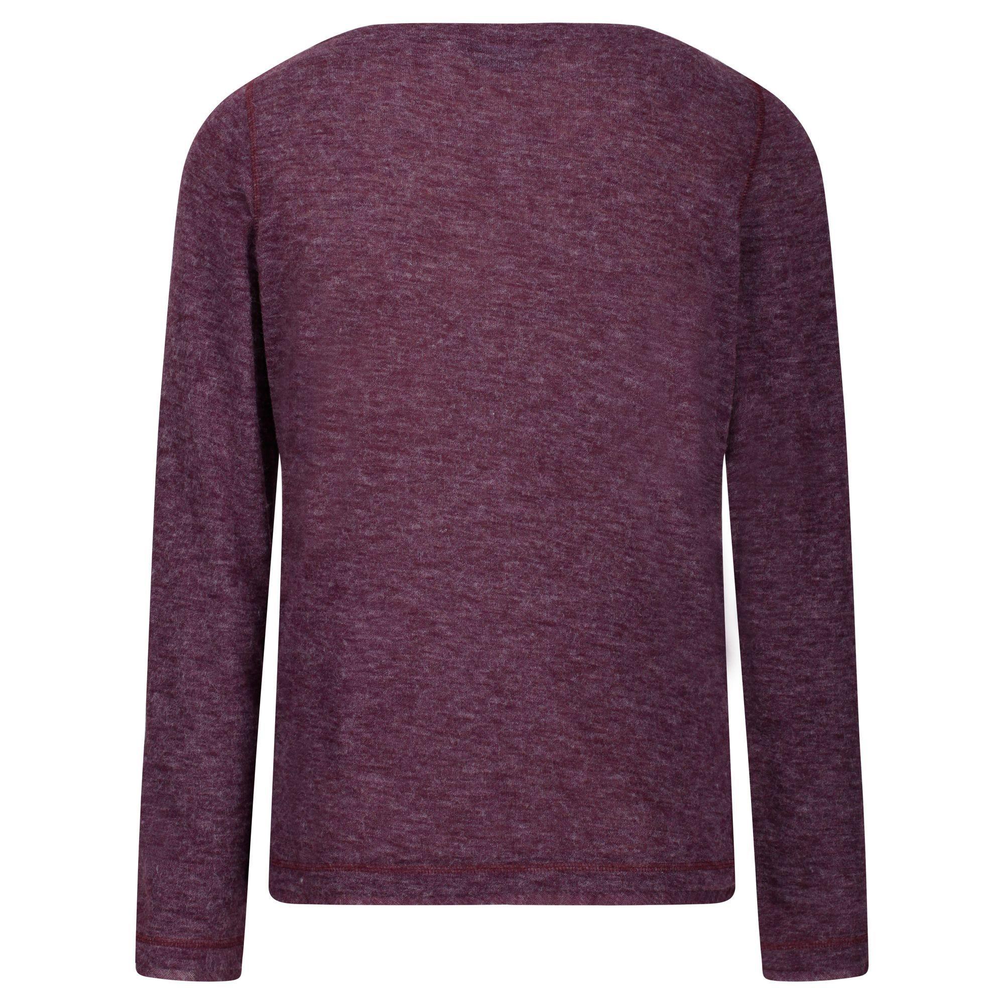 Regatta Womens/Ladies Frayda Long Sleeved T-Shirt