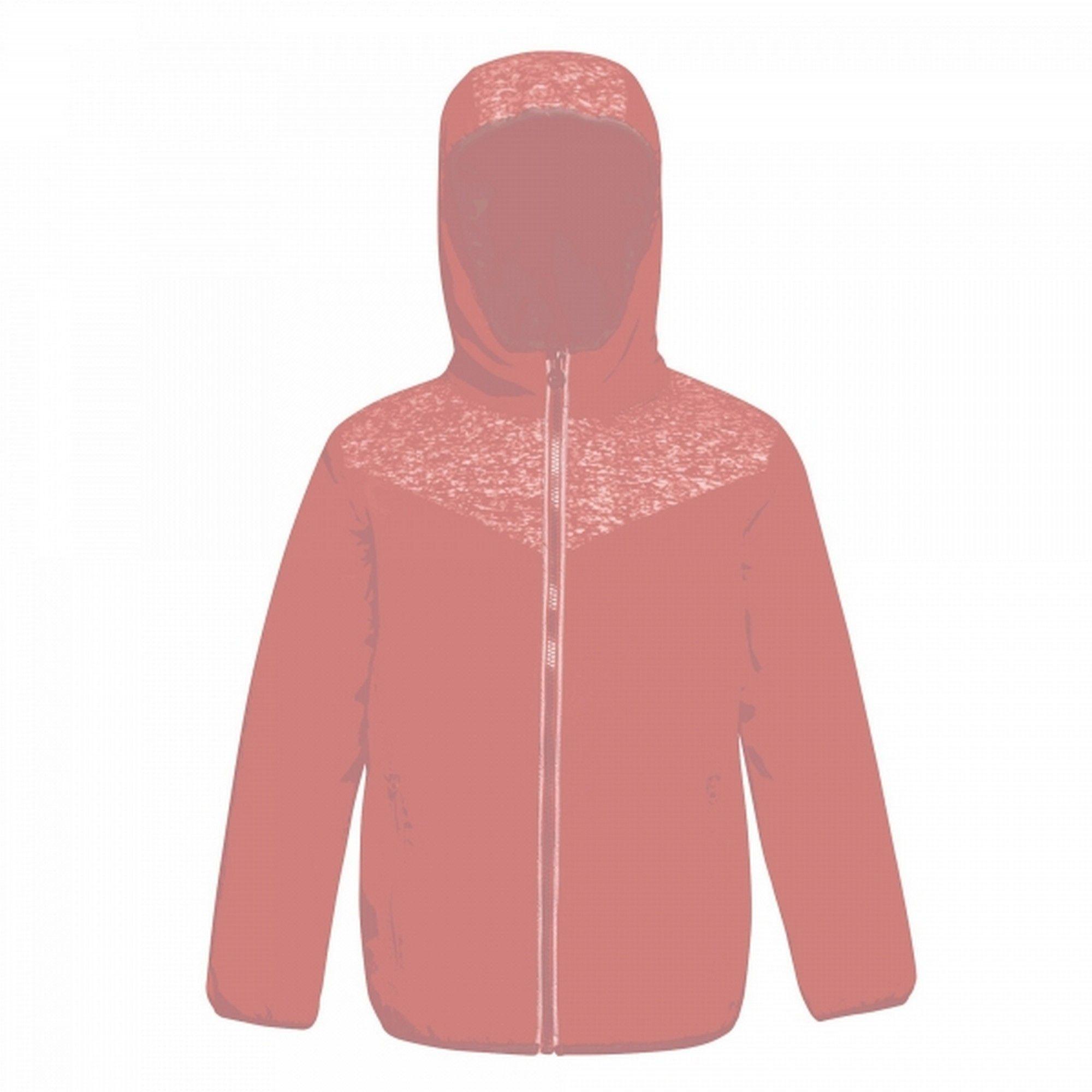 Regatta Childrens/Kids Reflector Hooded Jacket