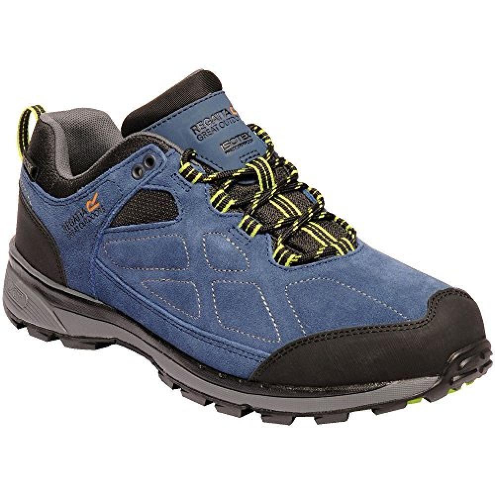Regatta Mens Samaris Low Suede Walking Shoes