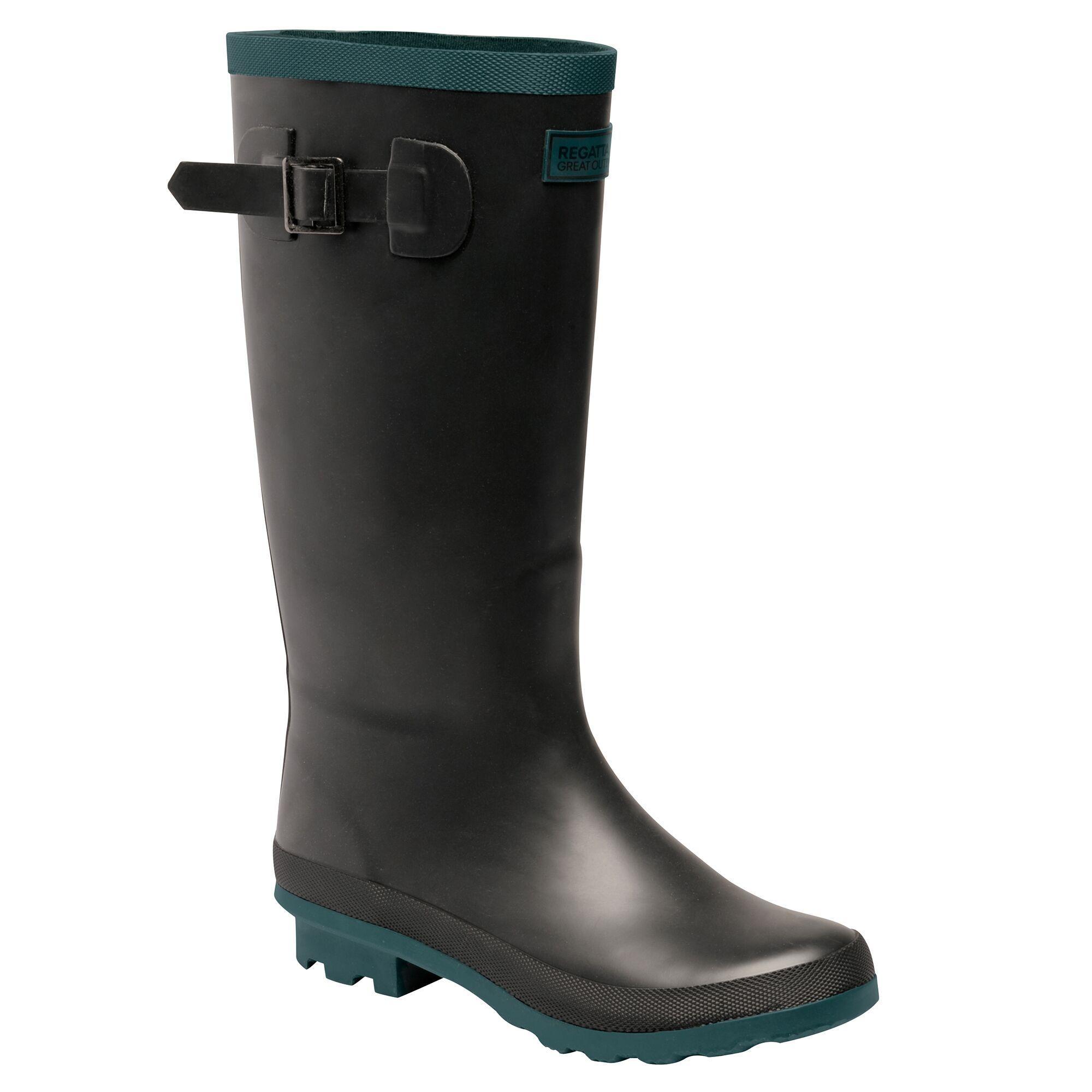 Regatta Womens/Ladies Ly Fairweather II Tall Durable Wellington Boots