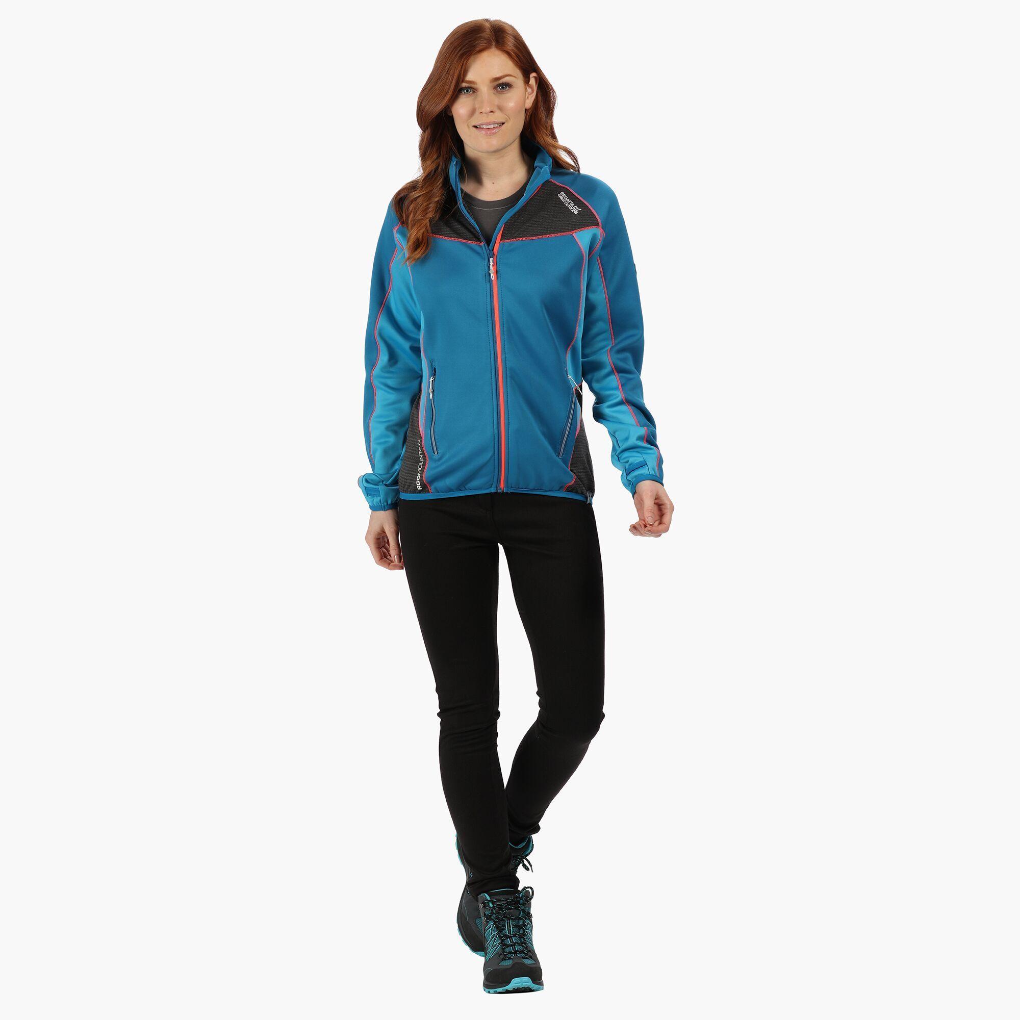 Regatta Womens/Ladies Yare Softshell Jacket