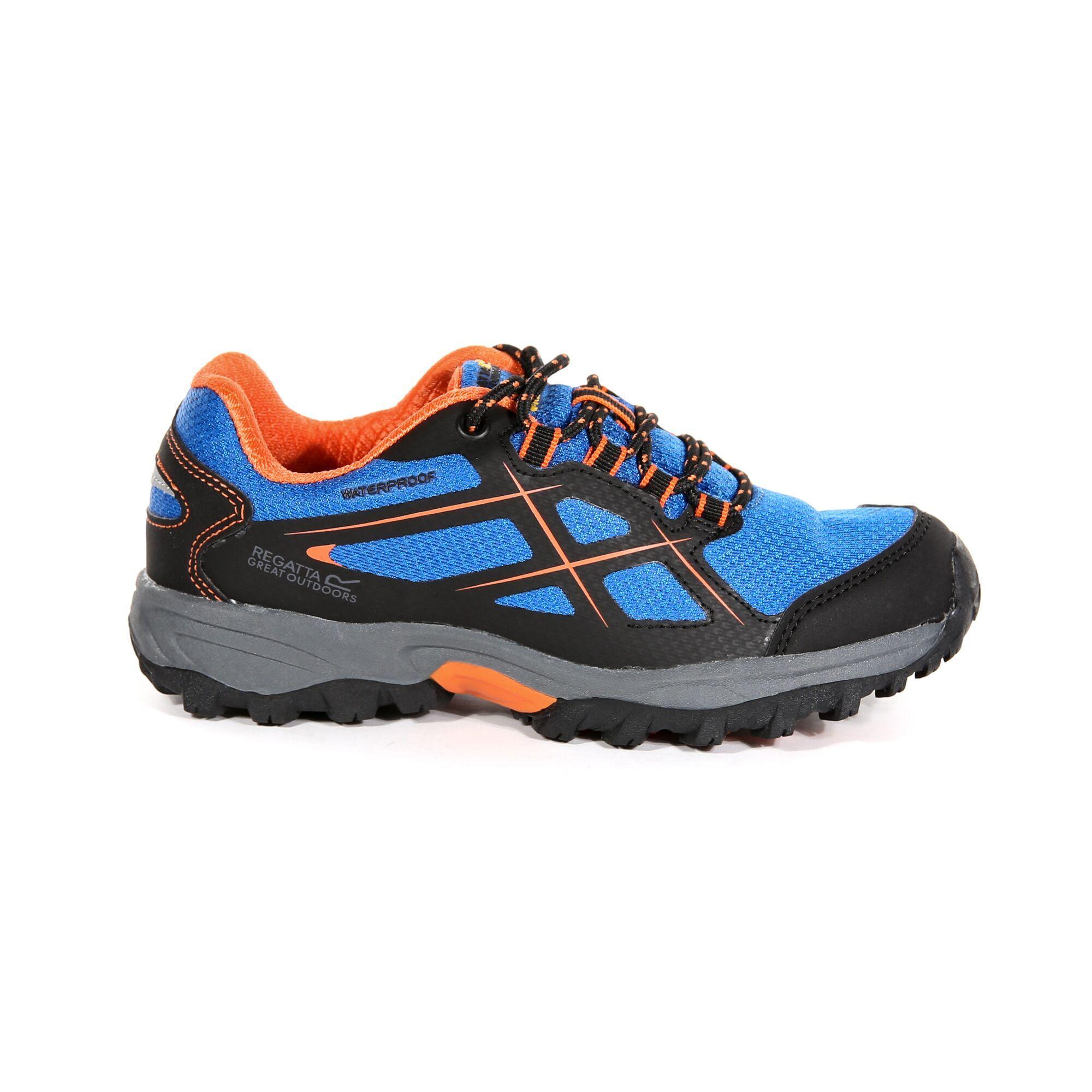Regatta Childrens/Kids Kota Low Junior Walking Shoes
