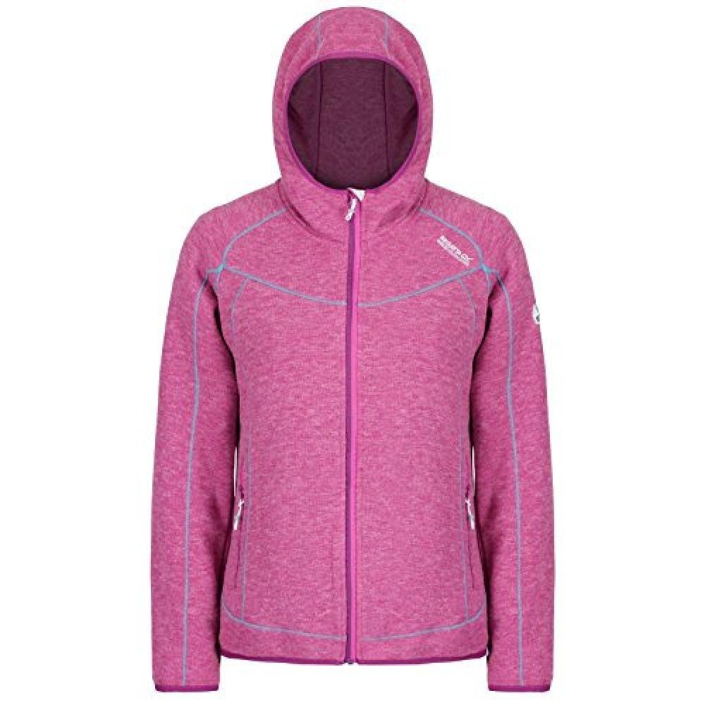 Regatta Great Outdoors Womens/Ladies Luzon Full Zip Fleece Jacket