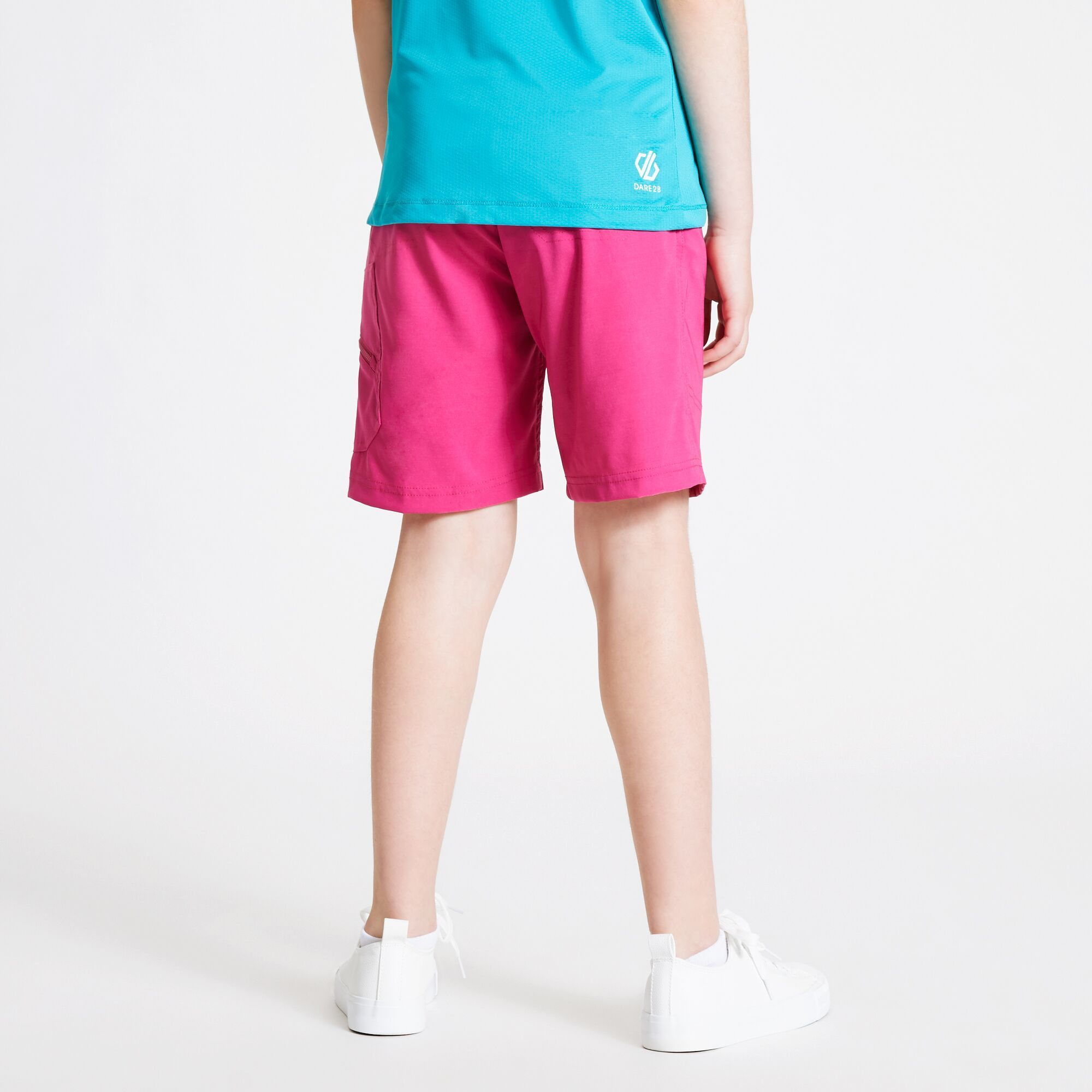 Dare 2b Childrens/Kids Reprise Shorts (Active Pink)
