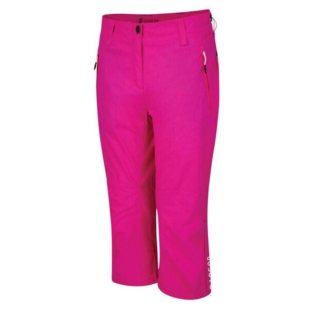 Dare 2B Womens/Ladies Melodic II 3/4 Walking Trousers