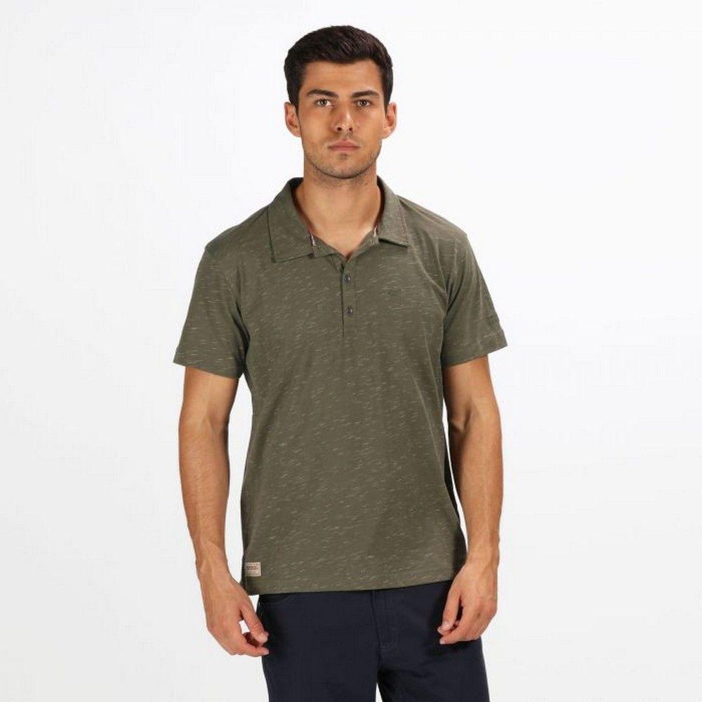 Regatta Mens Manzo Polo Shirt