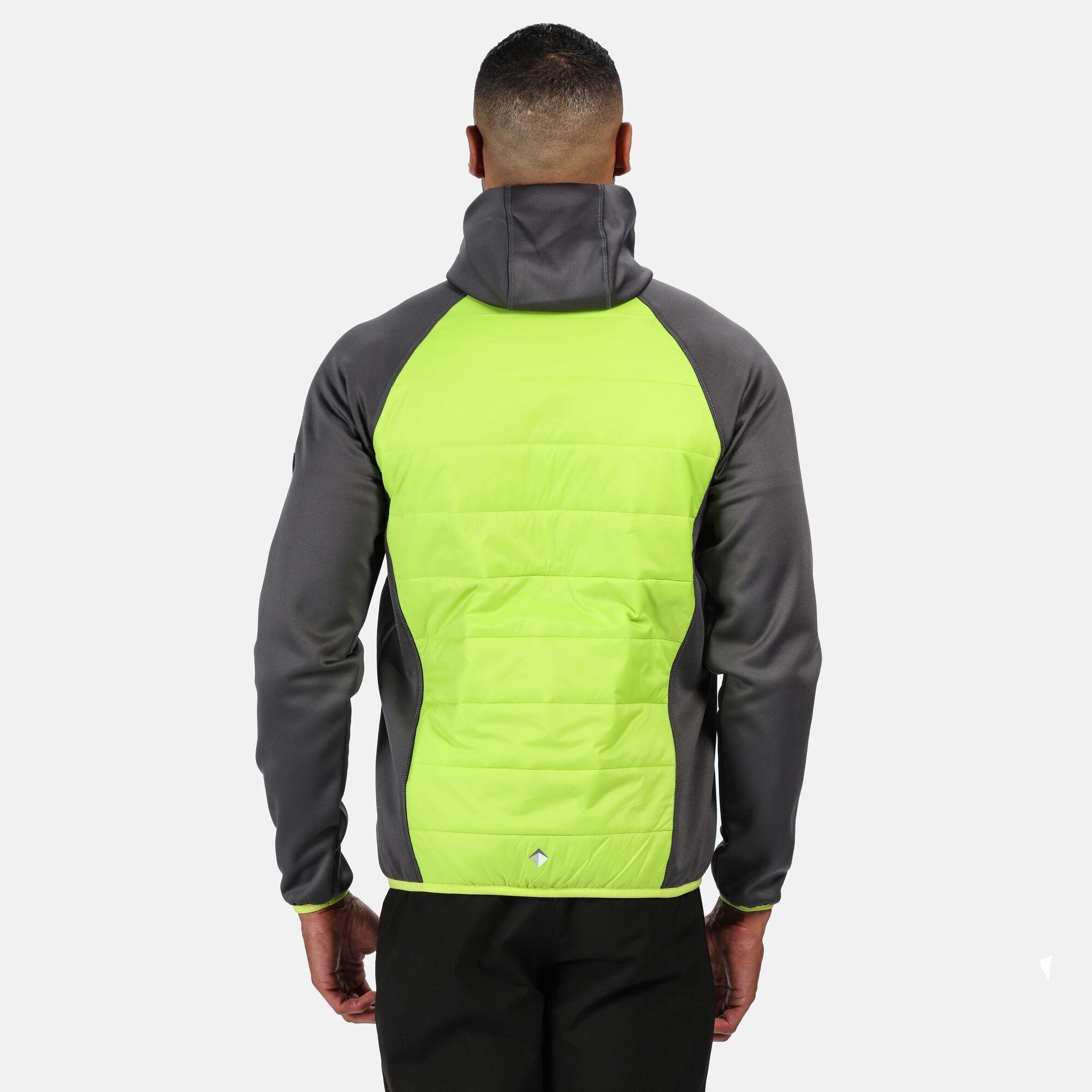 Regatta Mens Andreson IV Lightweight Insulated Hybrid Jacket