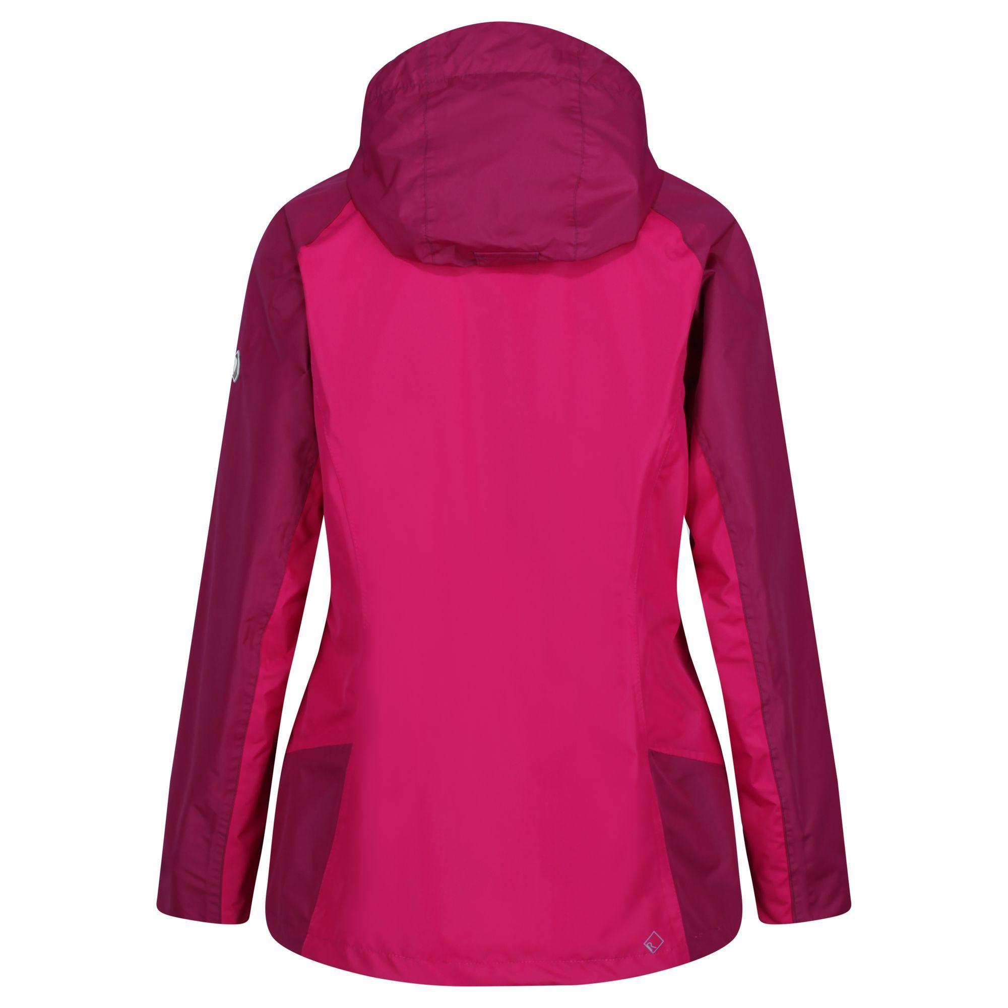 Regatta Women's Calderdale III Lightweight Waterproof Jacket