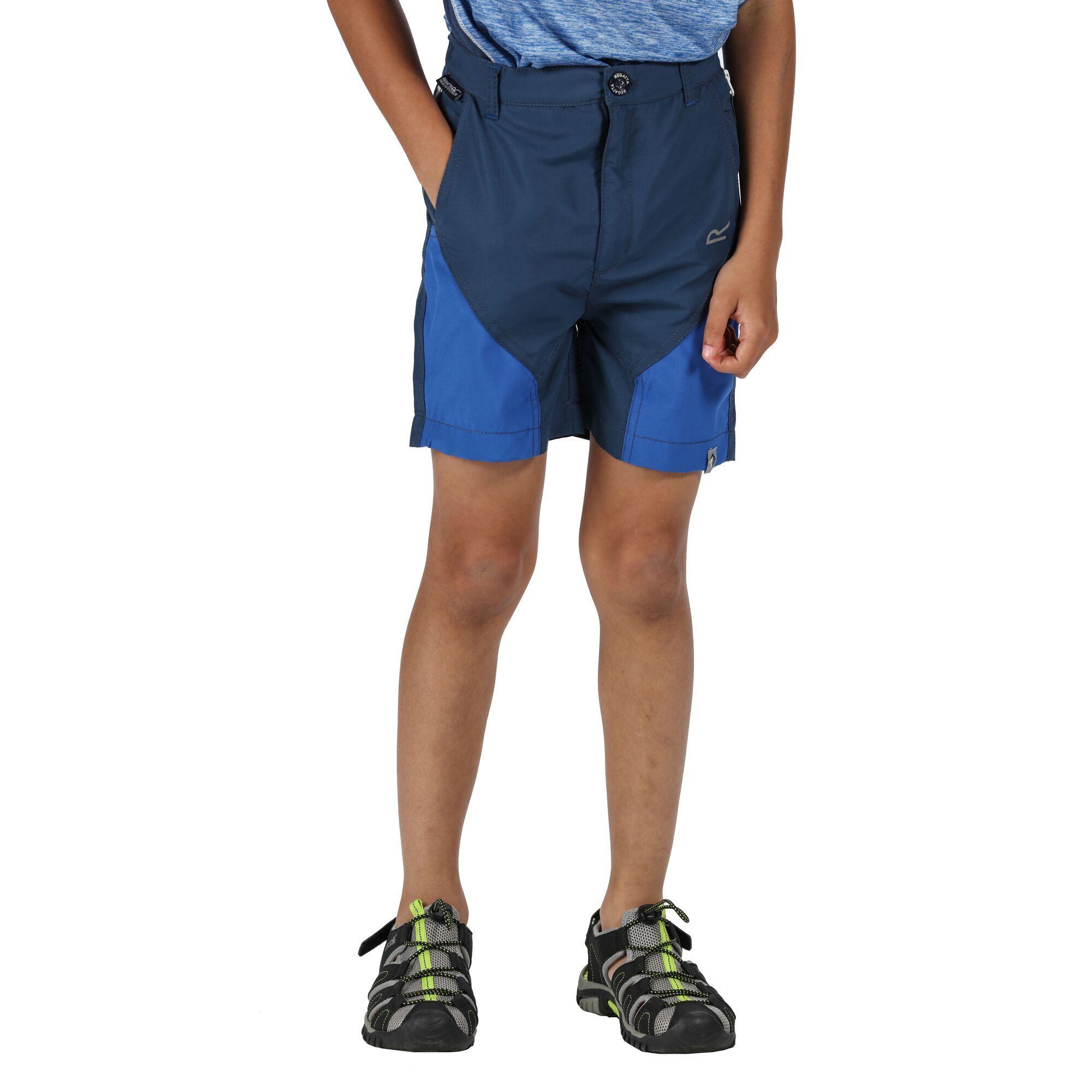 Regatta Childrens/Kids Sorcer Mountain Shorts