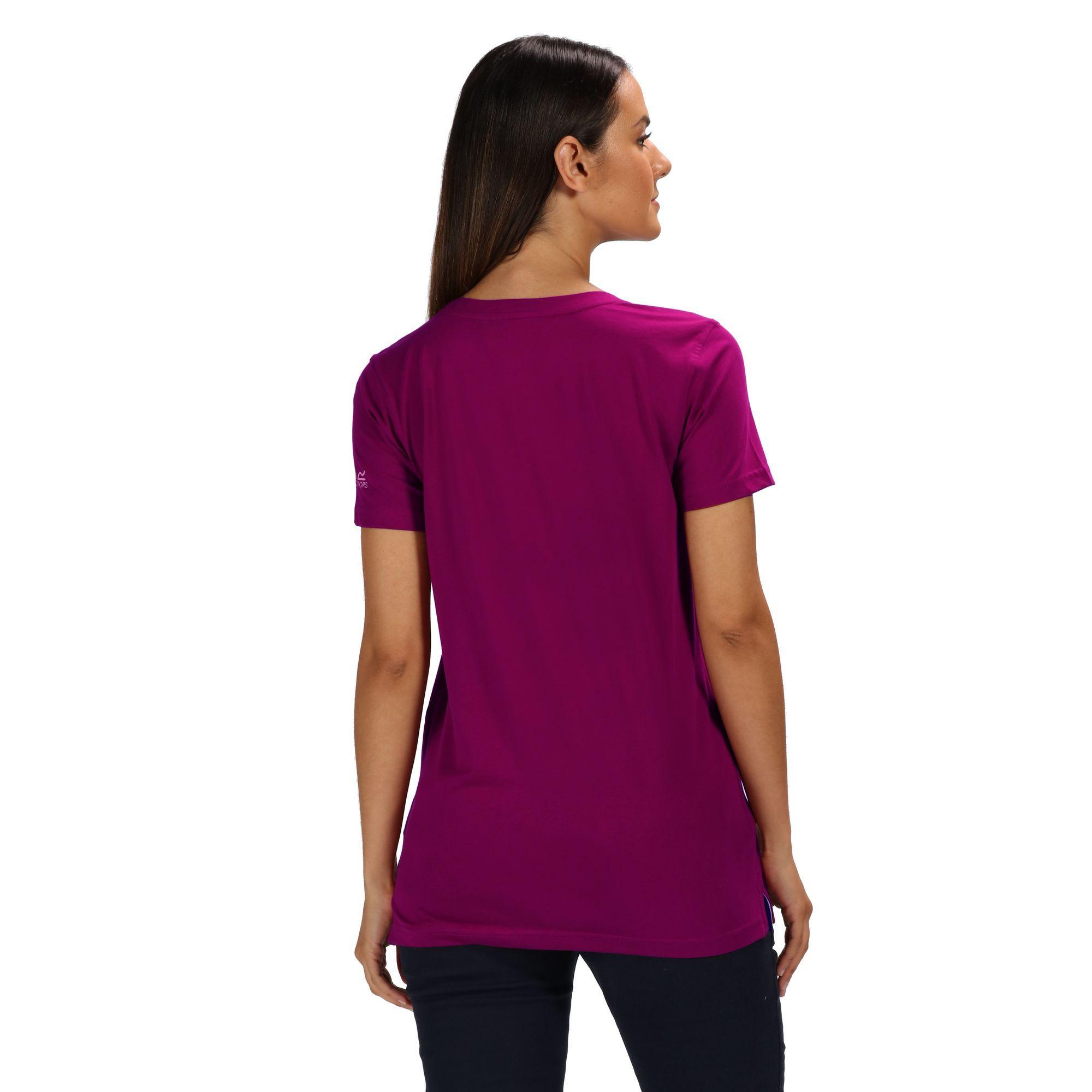 Regatta Womens/Ladies Filandra III Graphic T-Shirt