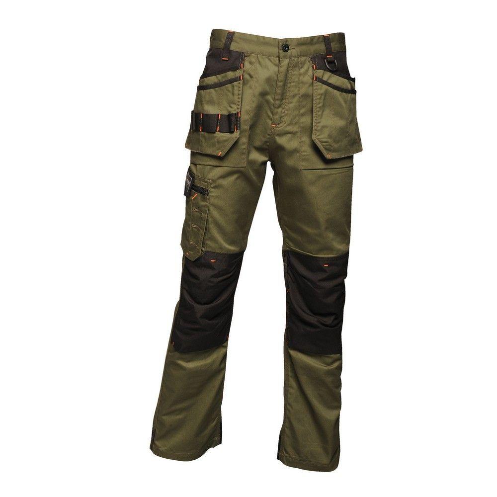 Regatta Mens Incursion Work Trousers