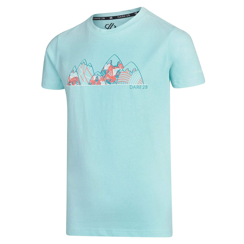 Dare 2B Childrens/Kids Frenzy Graphic T-Shirt