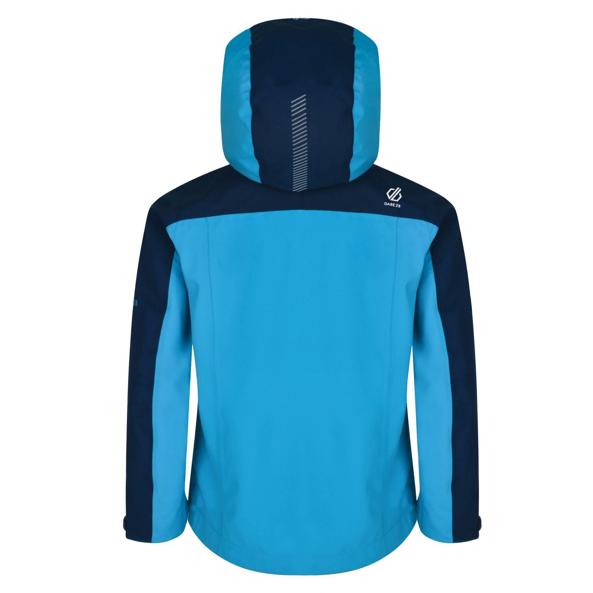 Dare 2B Childrens/Kids Avail Seamsmart Hooded Waterproof Jacket