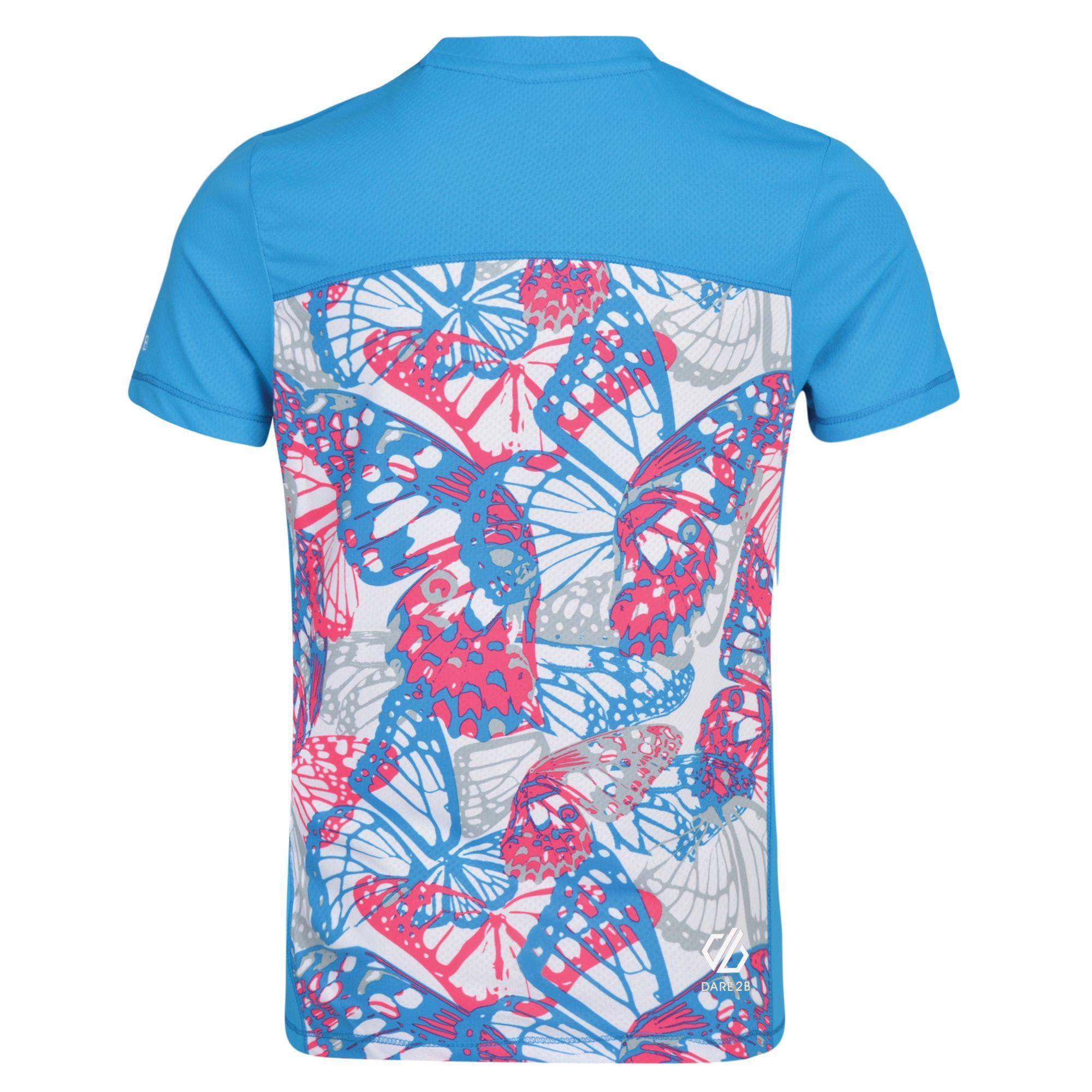 Dare 2B Childrens/Kids Buoyant Active T-Shirt