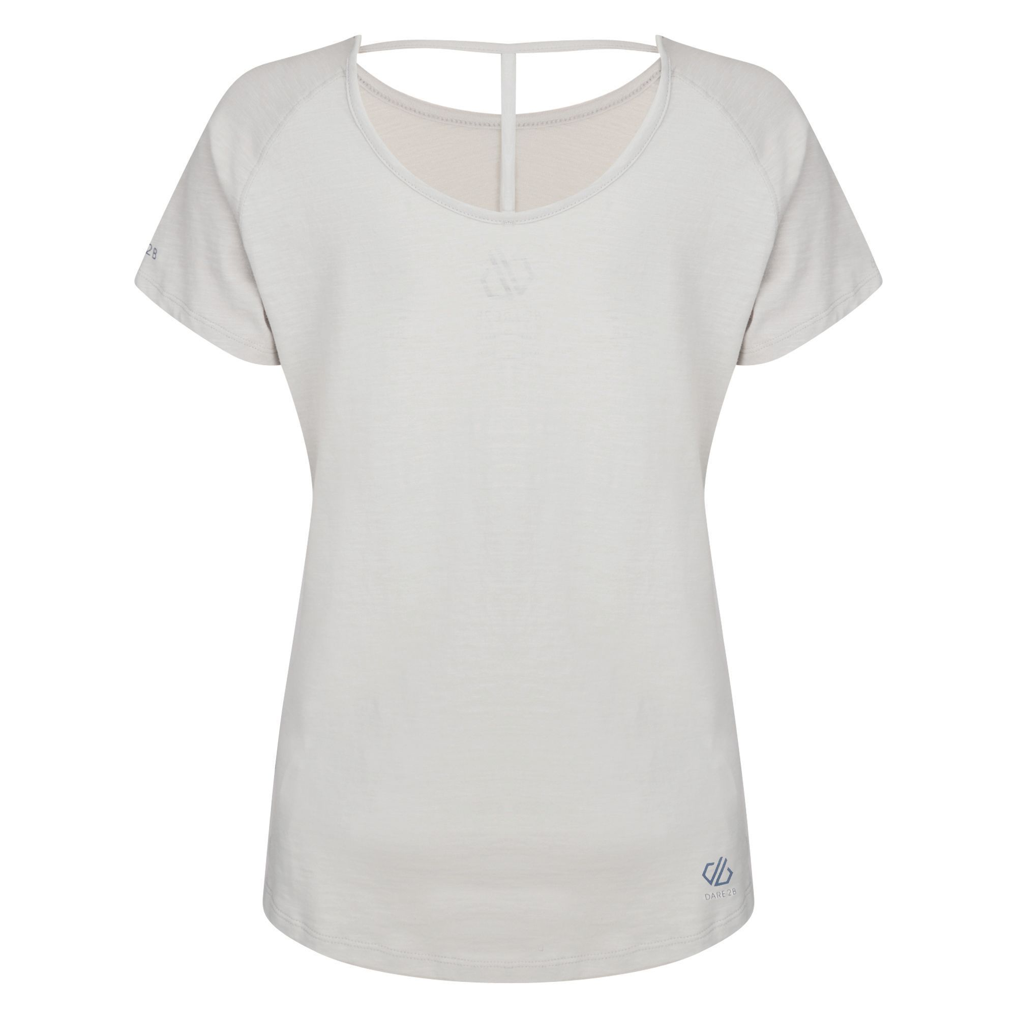 Dare 2B Womens/Ladies Astral Forest Cutout Neck T-Shirt
