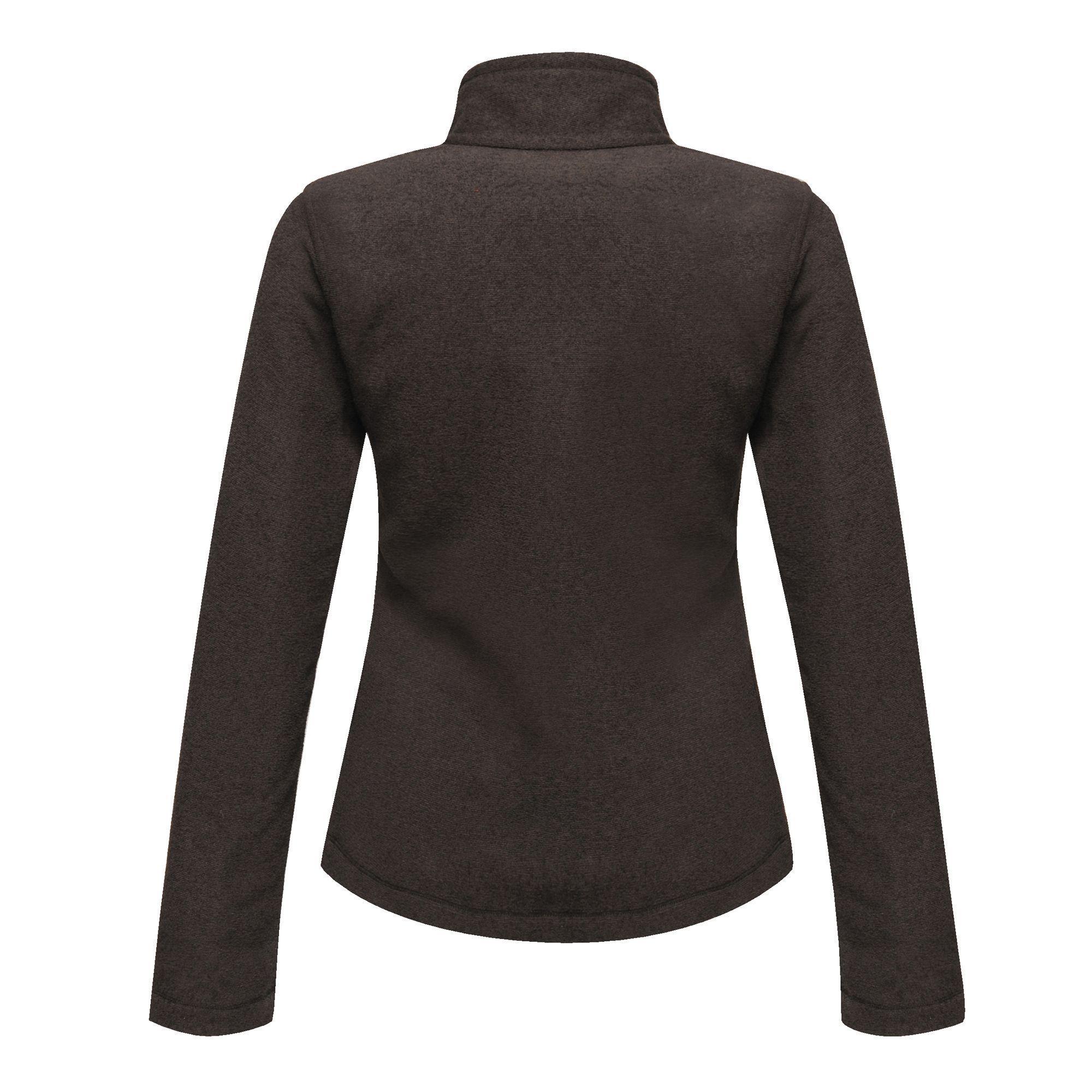 Regatta Womens/Ladies Parkline Full Zip Mini Stripe Fleece