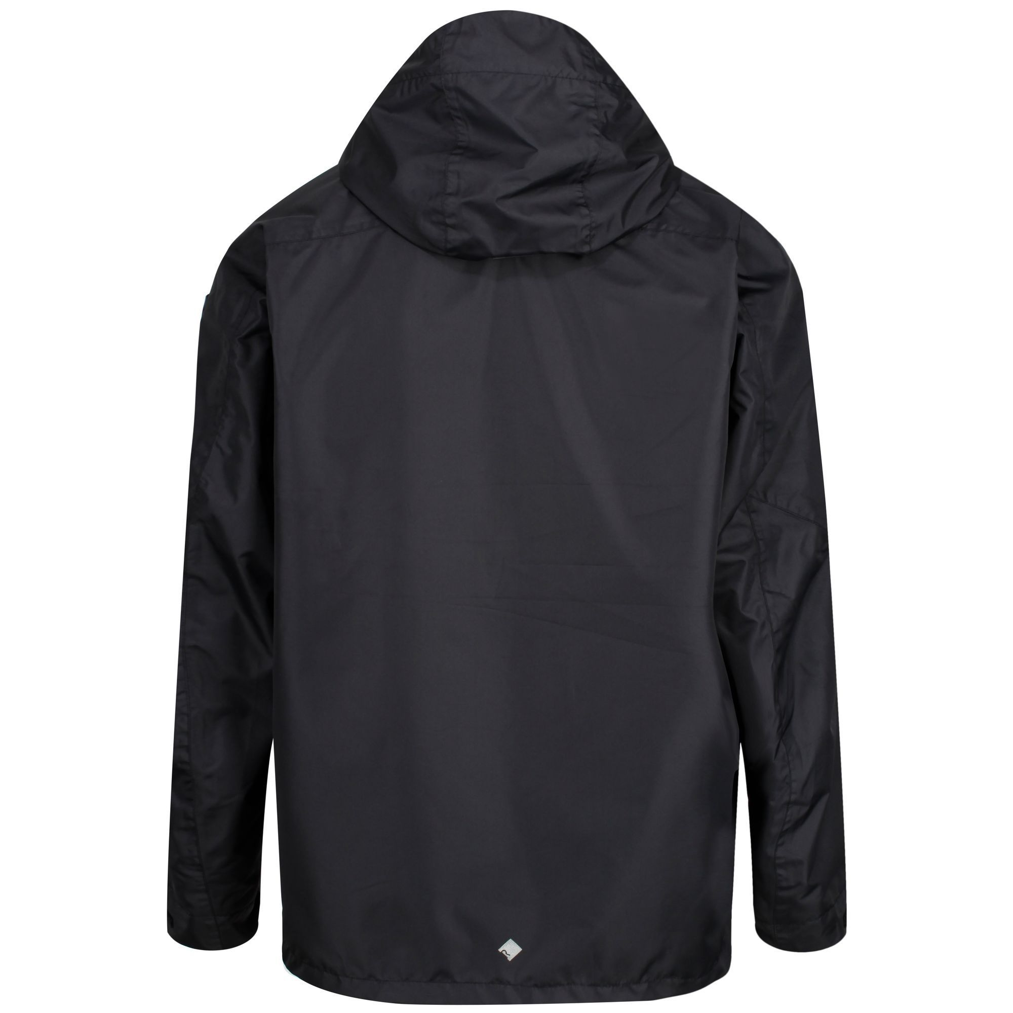 Regatta Mens Calderdale III Waterproof Jacket With Concealed Hood