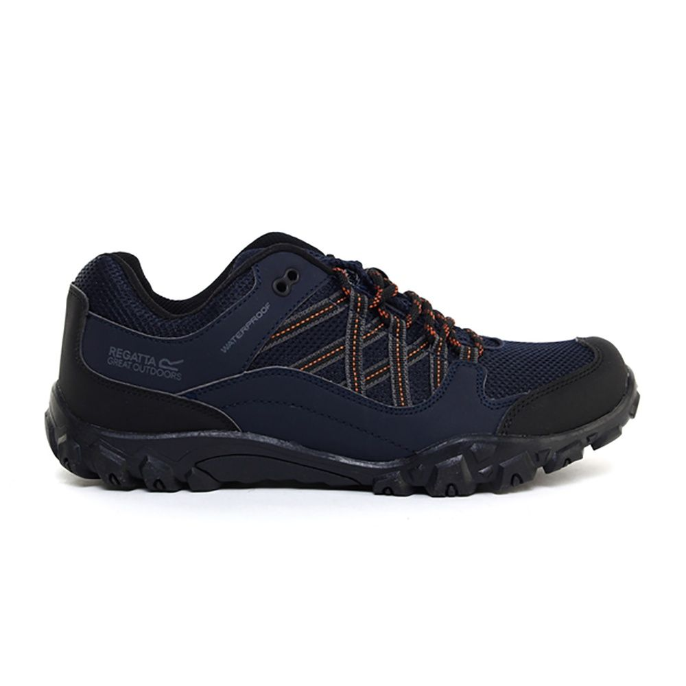Regatta Mens Edgepoint III Low Rise Hiking Shoes