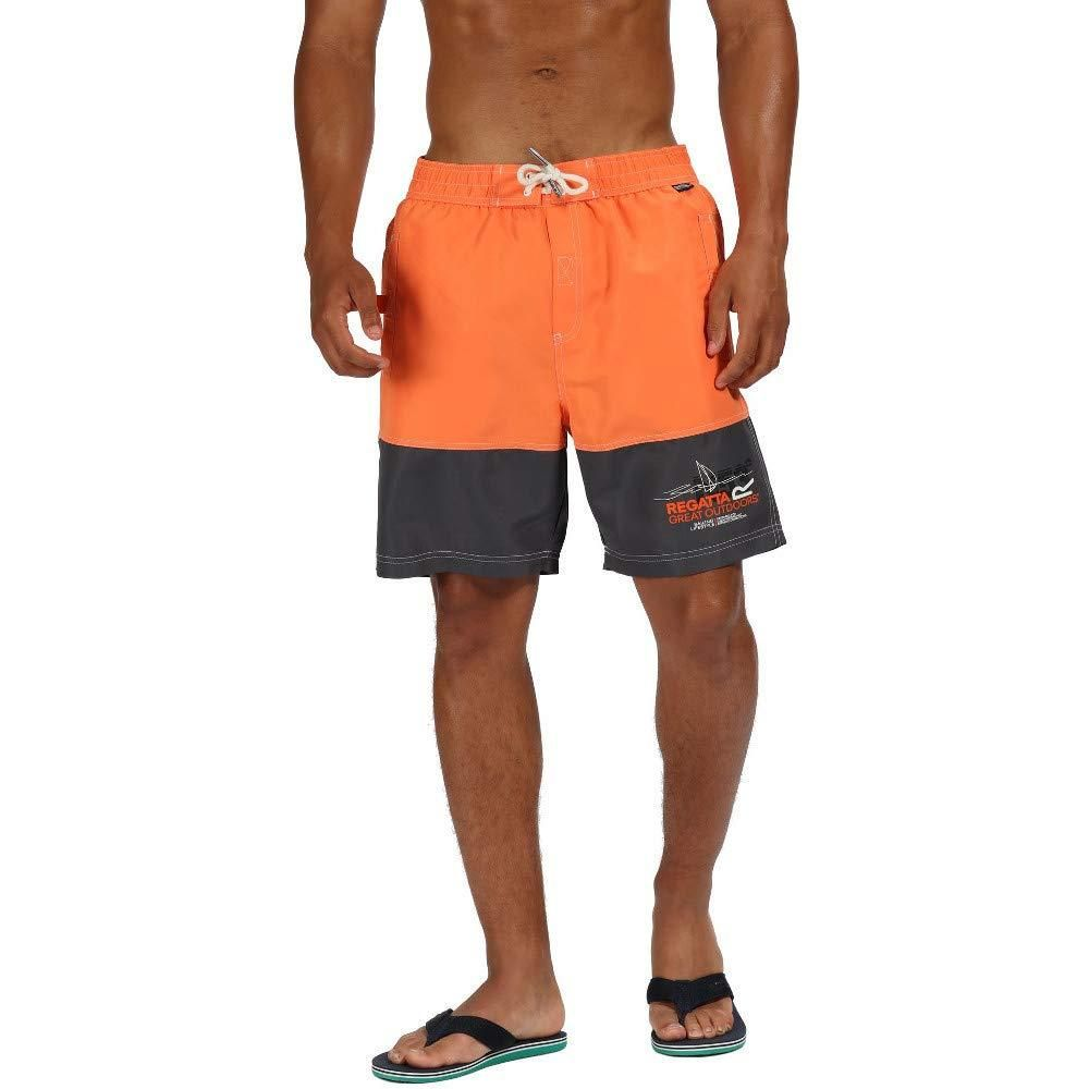 Regatta Mens Bratchmar III Quick Drying Swim Shorts