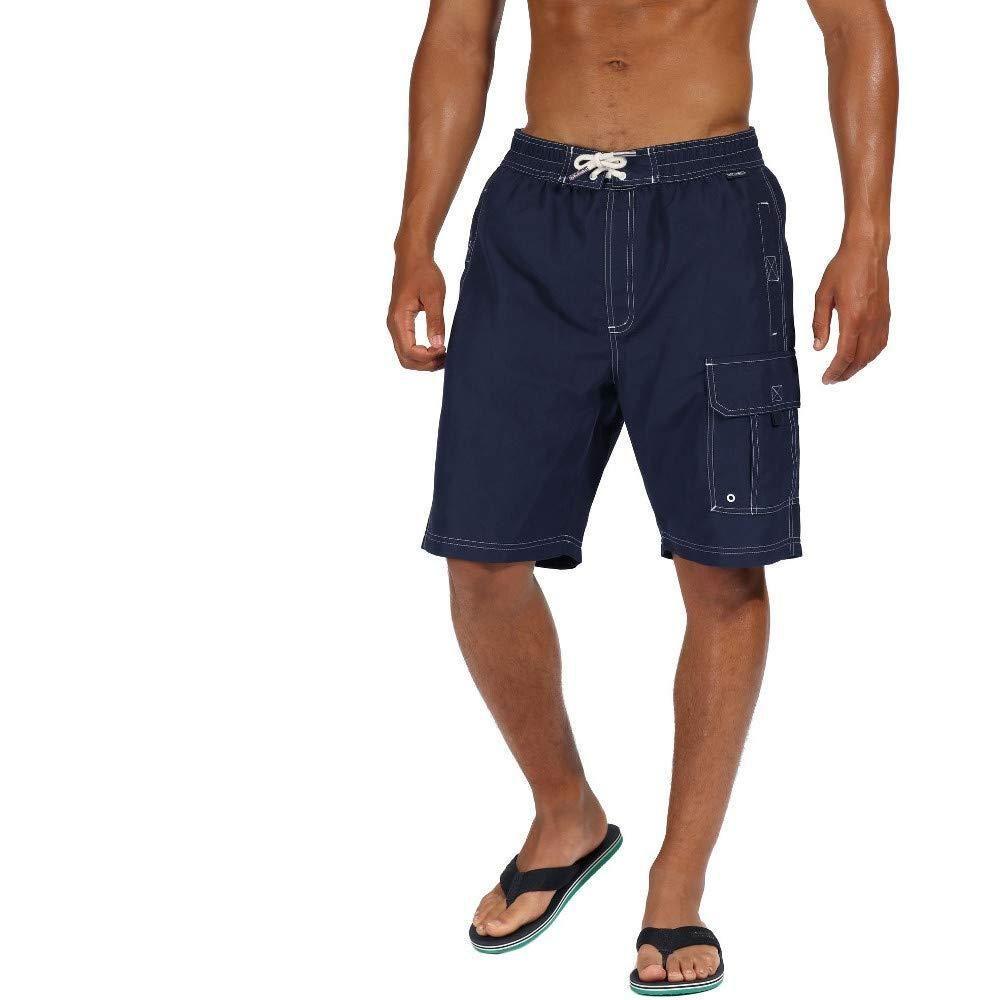 Regatta Mens Hotham III Mesh Quick Drying Board Shorts