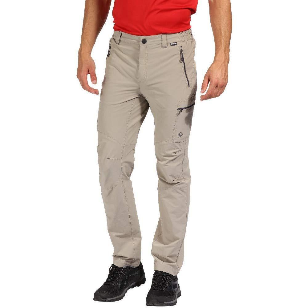 Regatta Mens Highton Water Repellent Hiking Trousers