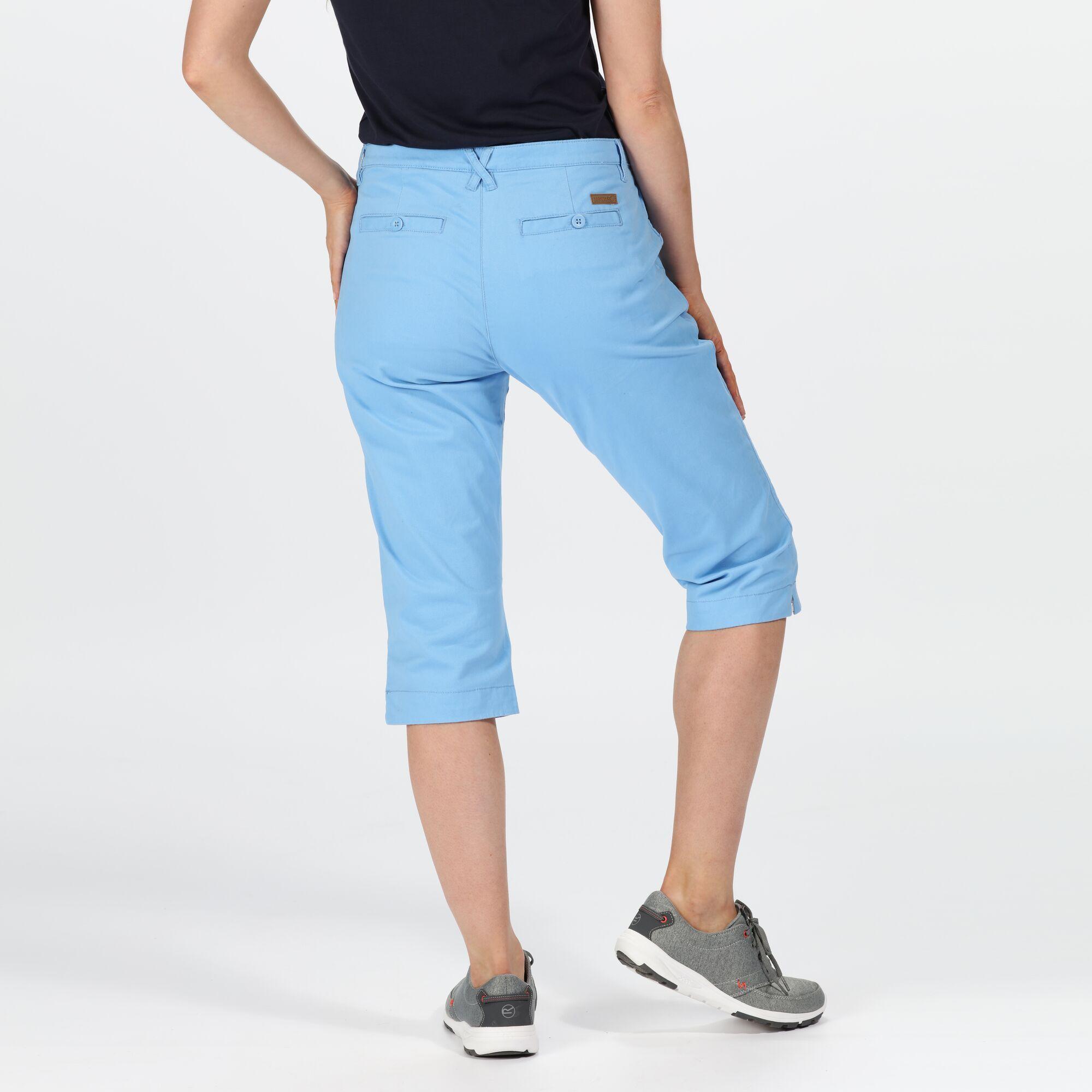 Regatta Womens/Ladies Maleena II Casual Capri Trousers