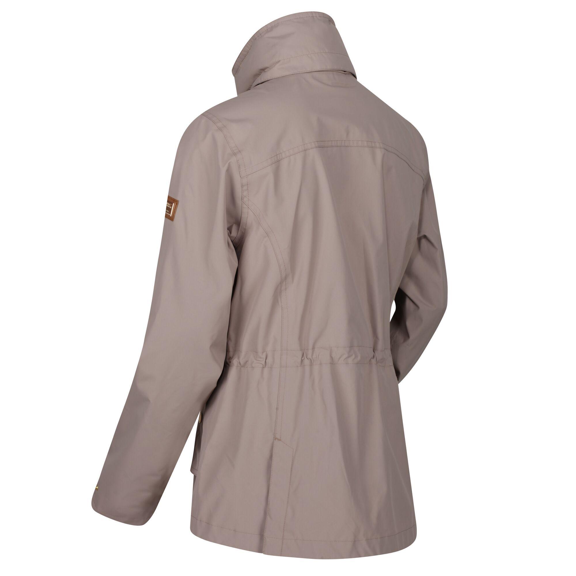 Regatta Womens/Ladies Laurenza Waterproof Hooded Jacket
