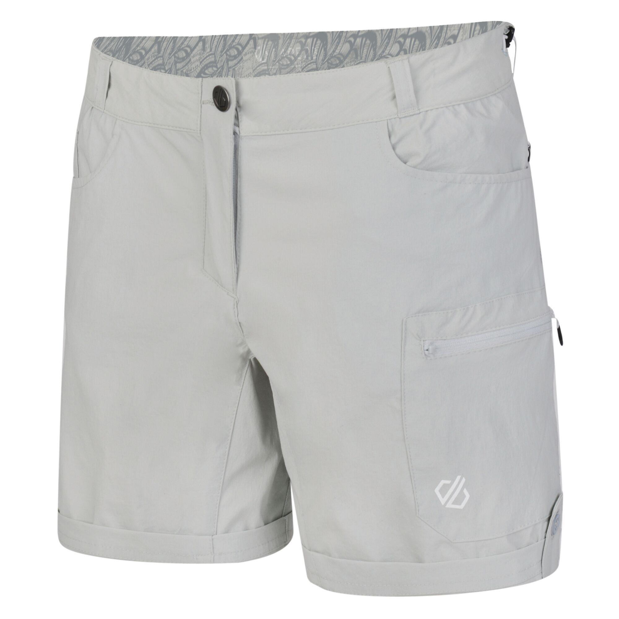 Dare2b Womens/Ladies Melodic II Multi Pocket Walking Shorts