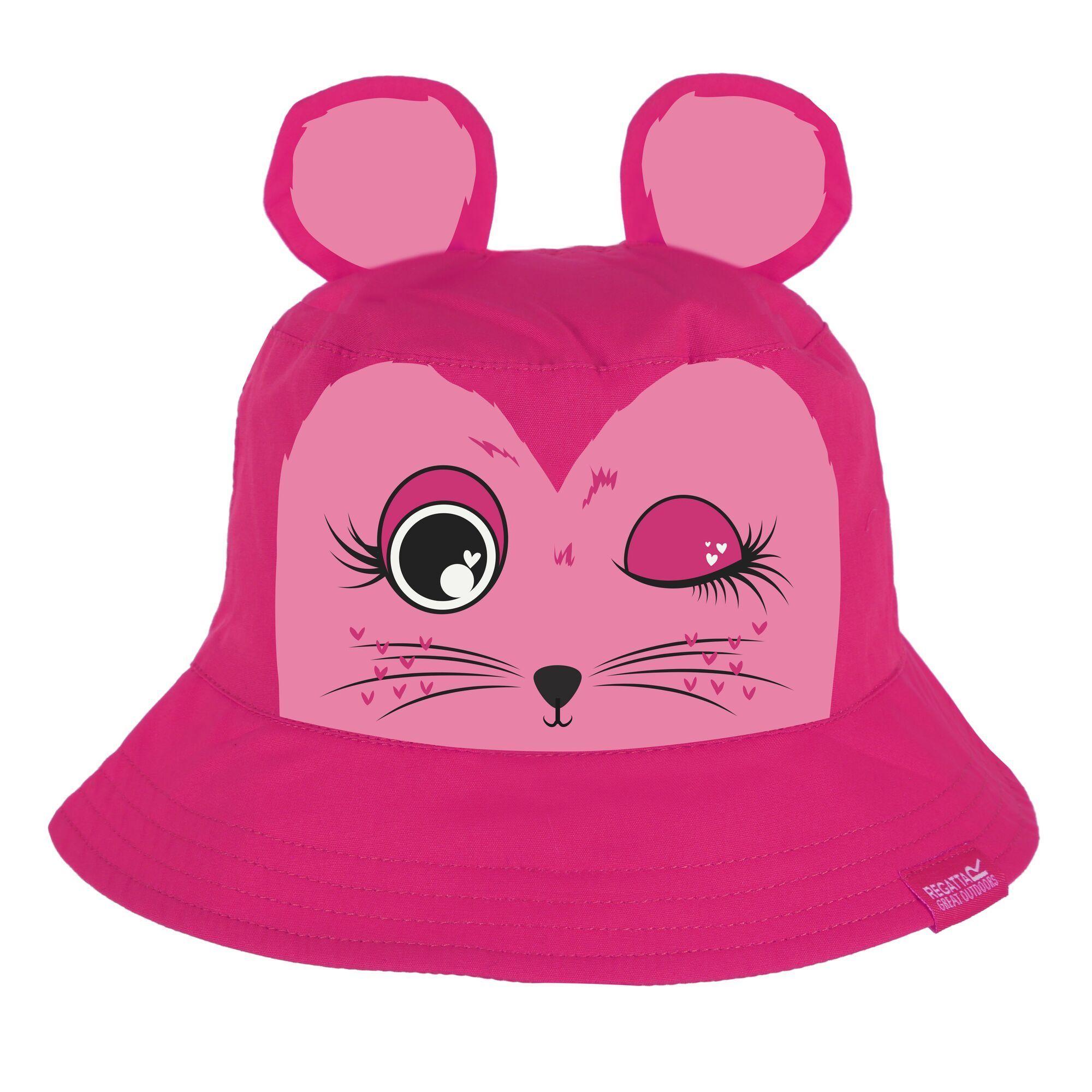 Regatta Childrens/Kids Coolweave Cotton Calix Hat