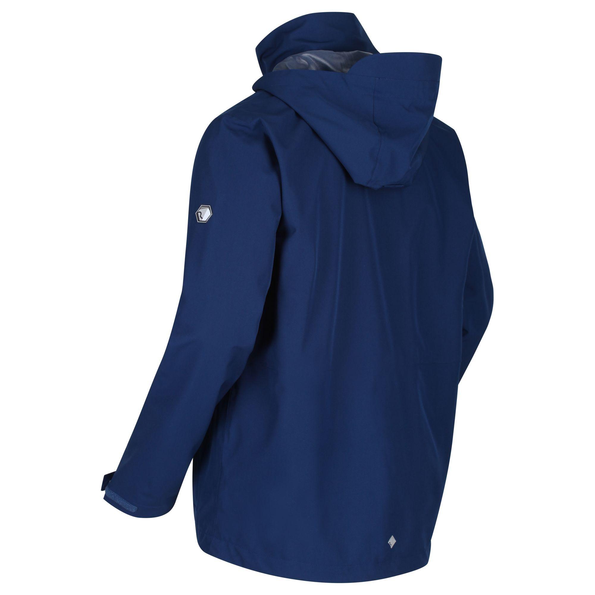 Regatta Mens Northton III 3 In 1 Jacket With Concealed Hood