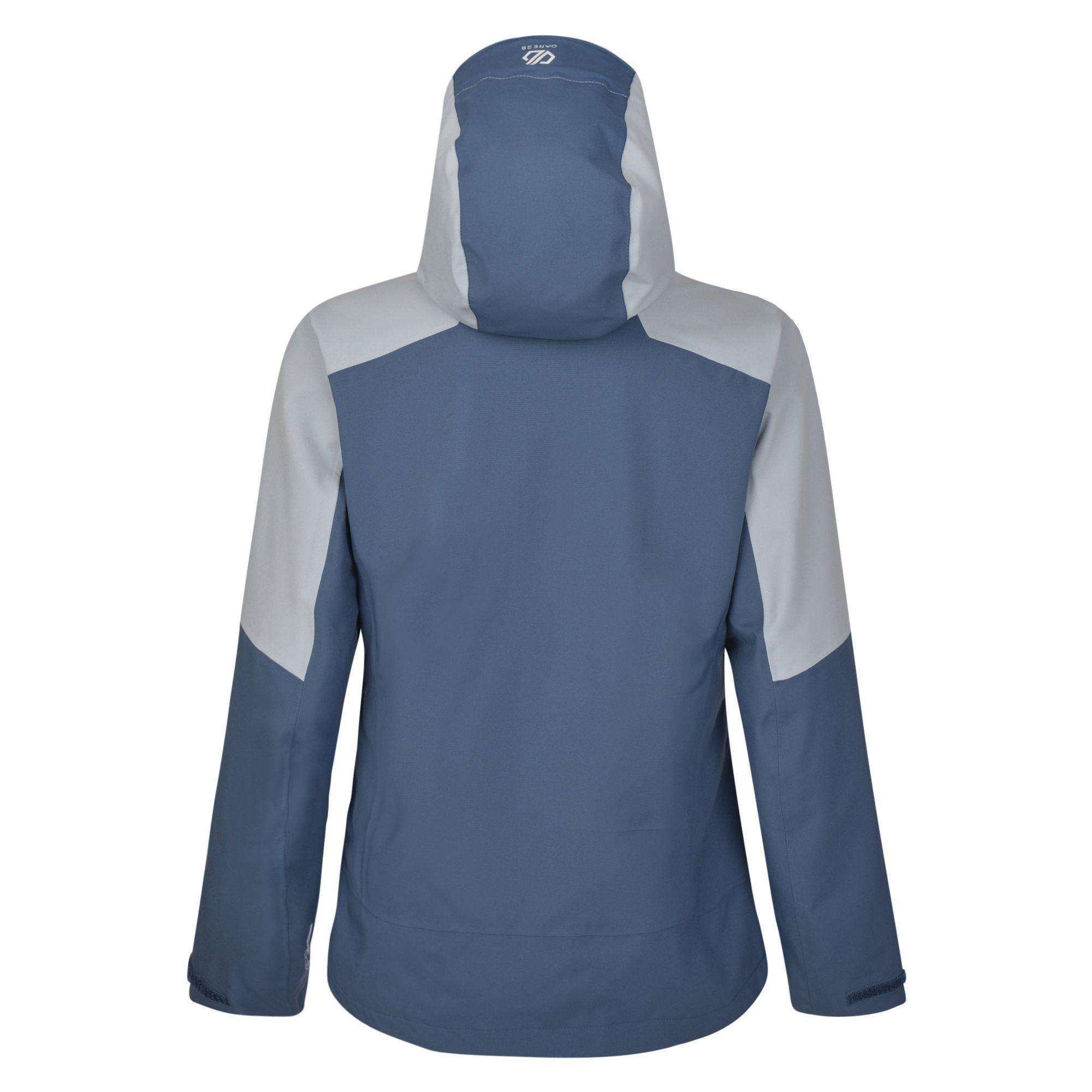 Dare 2B Womens/Ladies Surfiest Waterproof Jacket