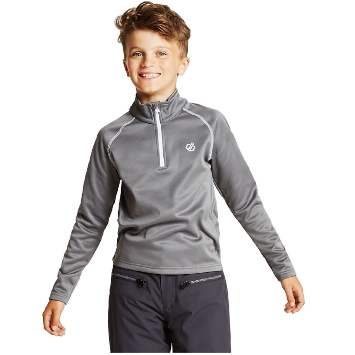 Dare 2B Childrens/Kids Consist Core Stretch Midlayer