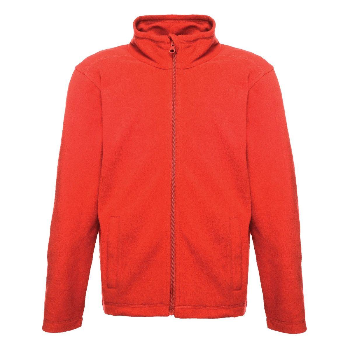 Regatta Childrens/Kids Brigade II Fleece (Red)