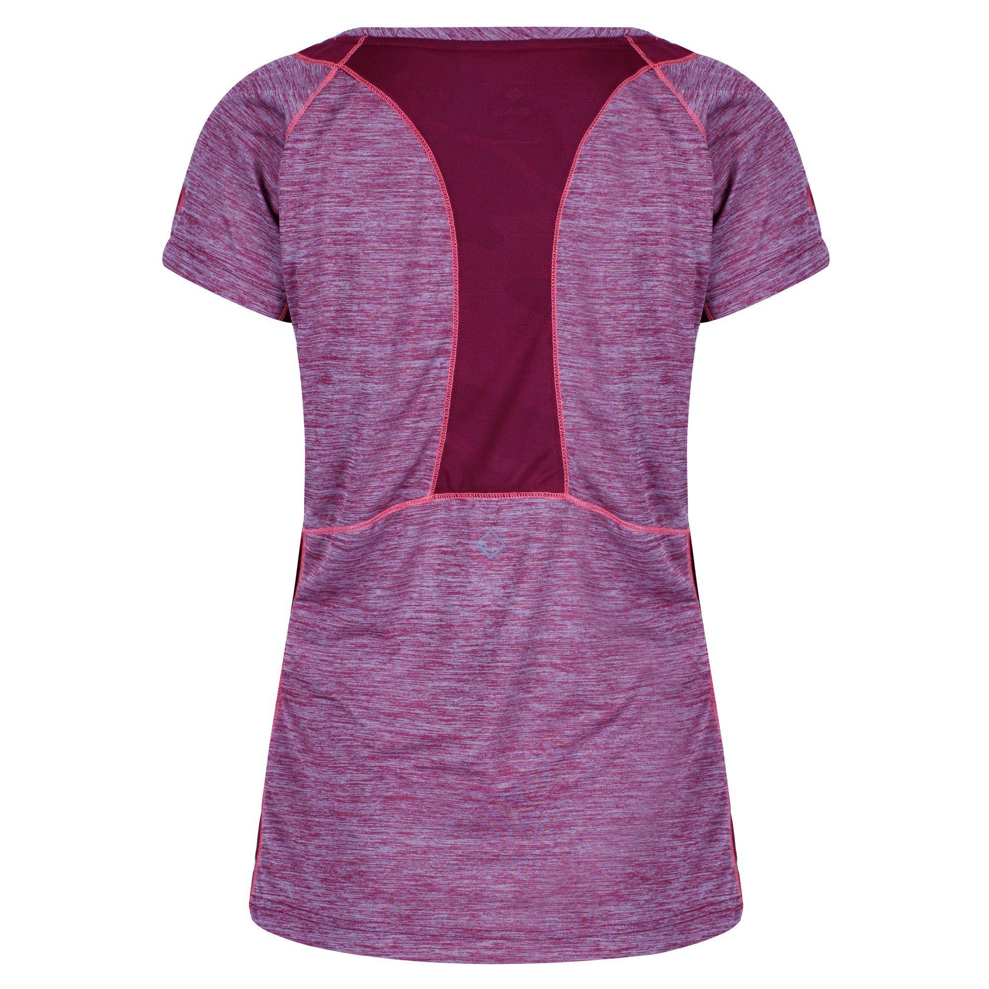 Regatta Womens/Ladies Breakbar IV Breathable T-Shirt