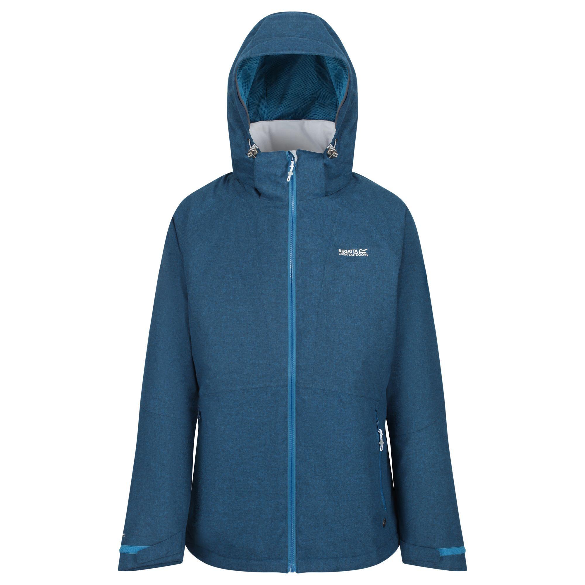 Regatta Womens/Ladies Highside IV Waterproof Insulated Jacket
