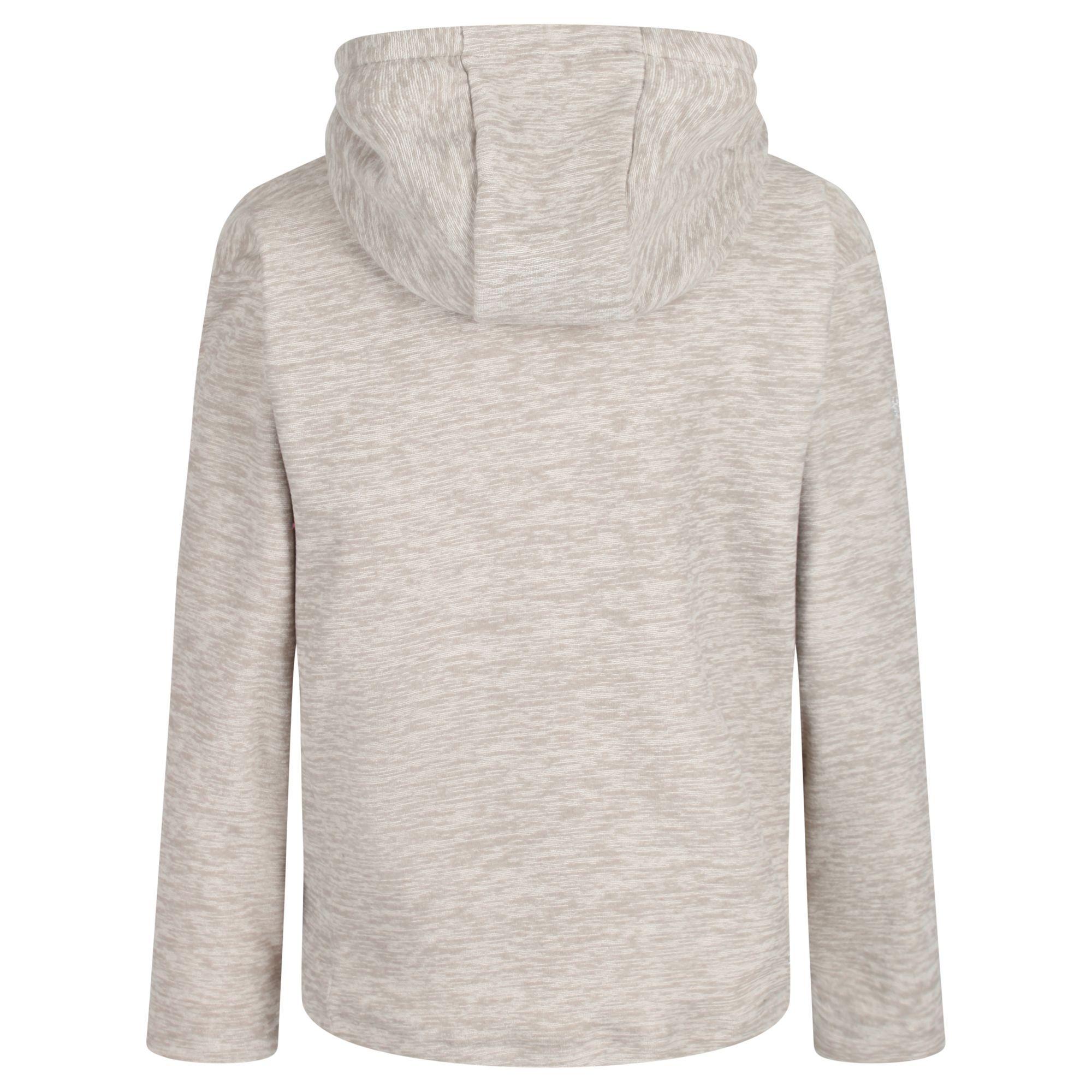Regatta Childrens/Kids Kacie Hooded Fleece