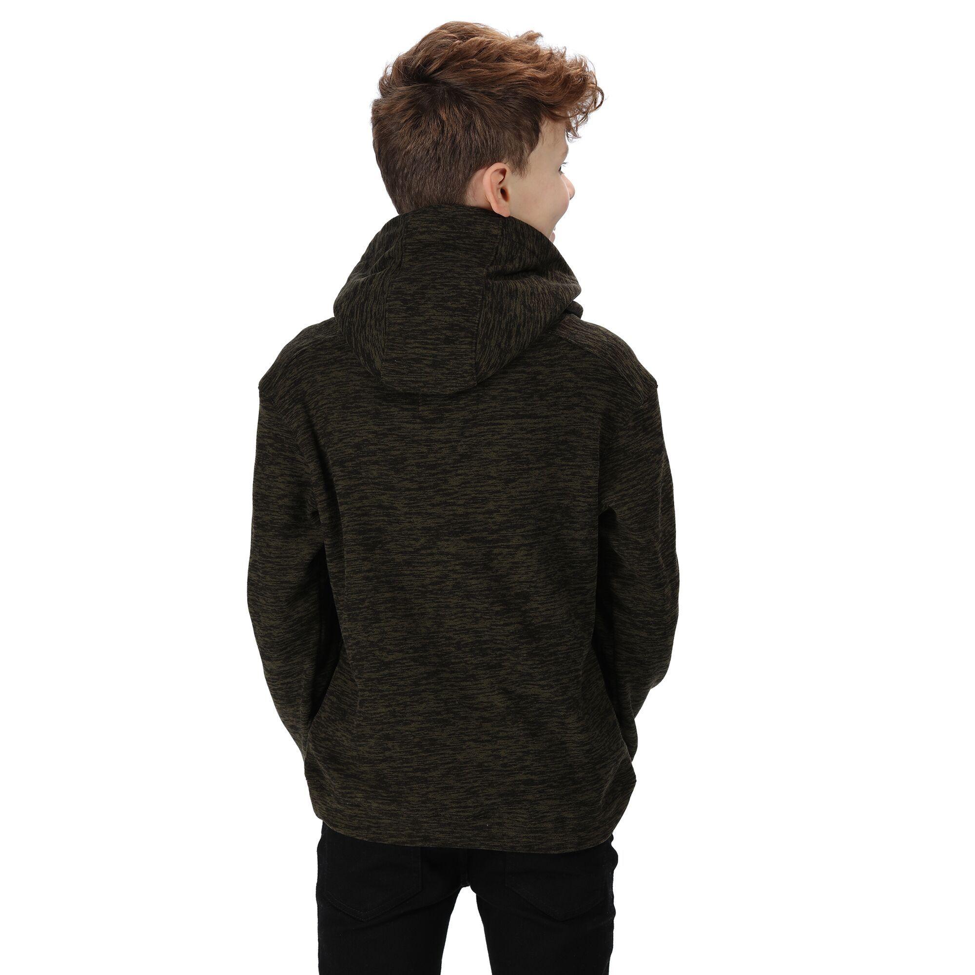 Regatta Childrens/Kids Keyon Hooded Fleece