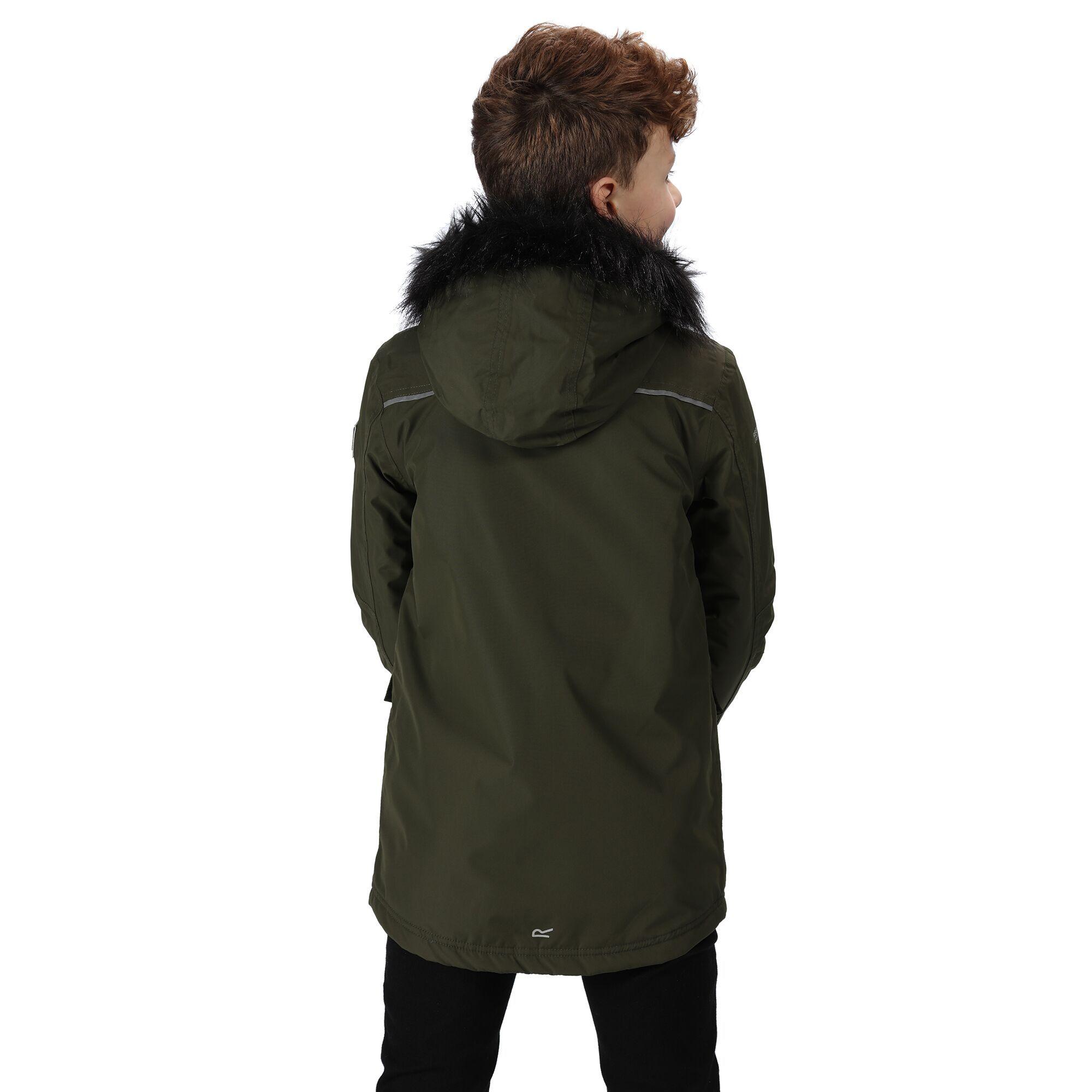Regatta Childrens/Kids Proktor Waterproof Parka Jacket