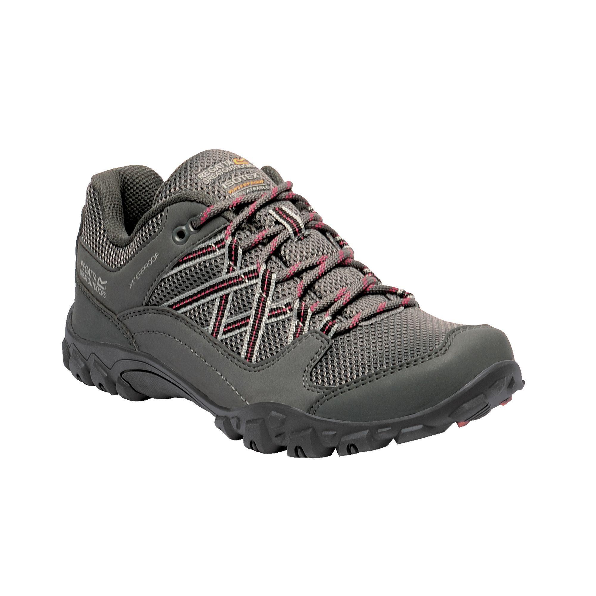 Regatta Womens/Ladies Edgepoint III Walking Shoes