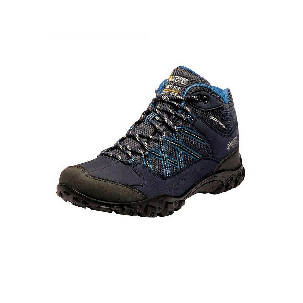 Regatta Womens/Ladies Edgepoint Waterproof Walking Boots