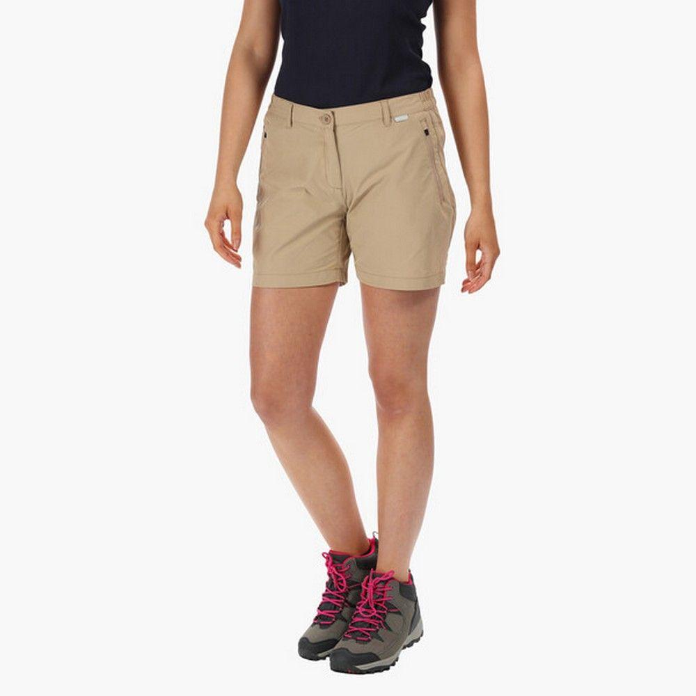 Regatta Womens/Ladies Highton Mid Walking Shorts