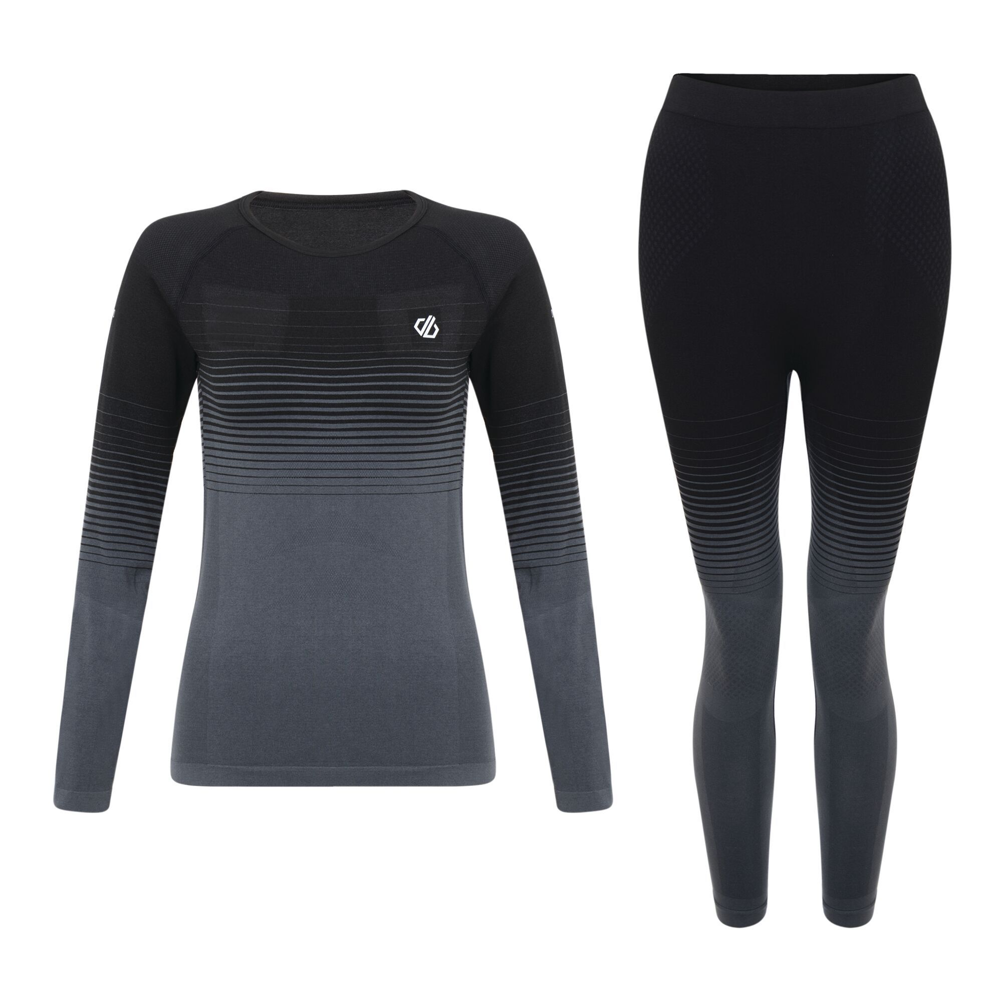 Dare 2B Womens/Ladies In The Zone Base Layer Set